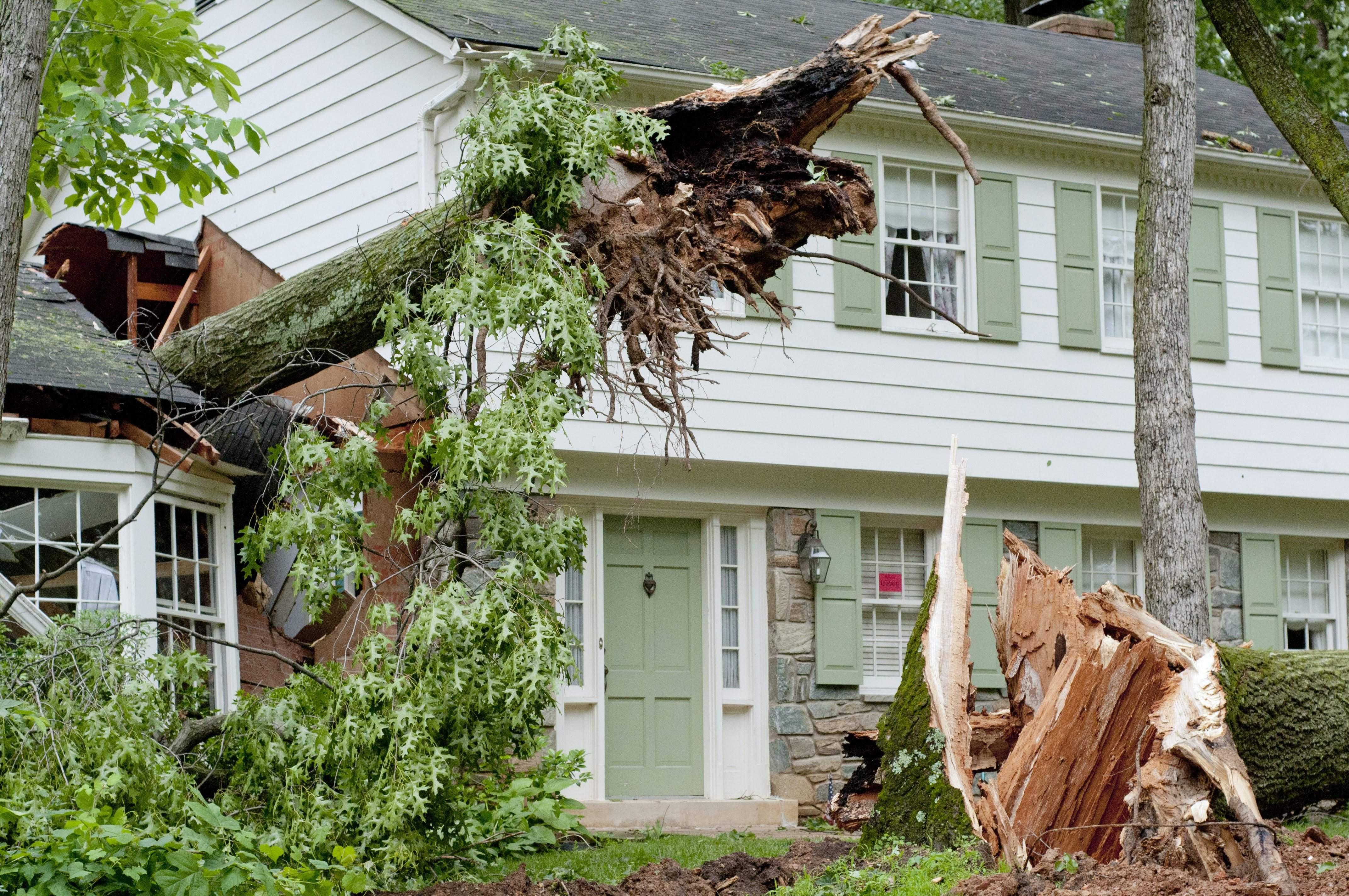 Disaster Damage - Premier Restoration, Inc