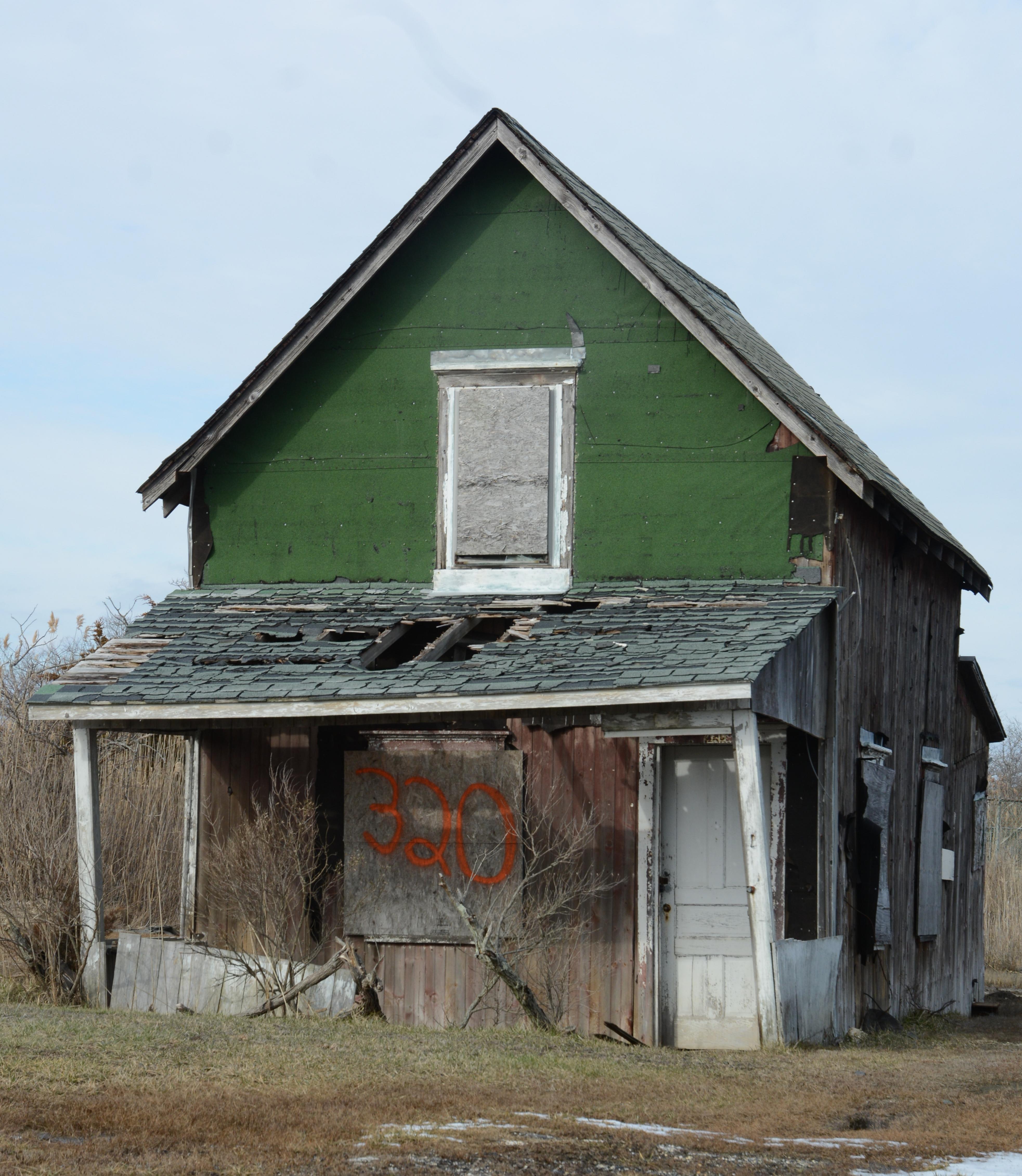 Storm Damaged House, Abandoned, Damage, Flood, House, HQ Photo
