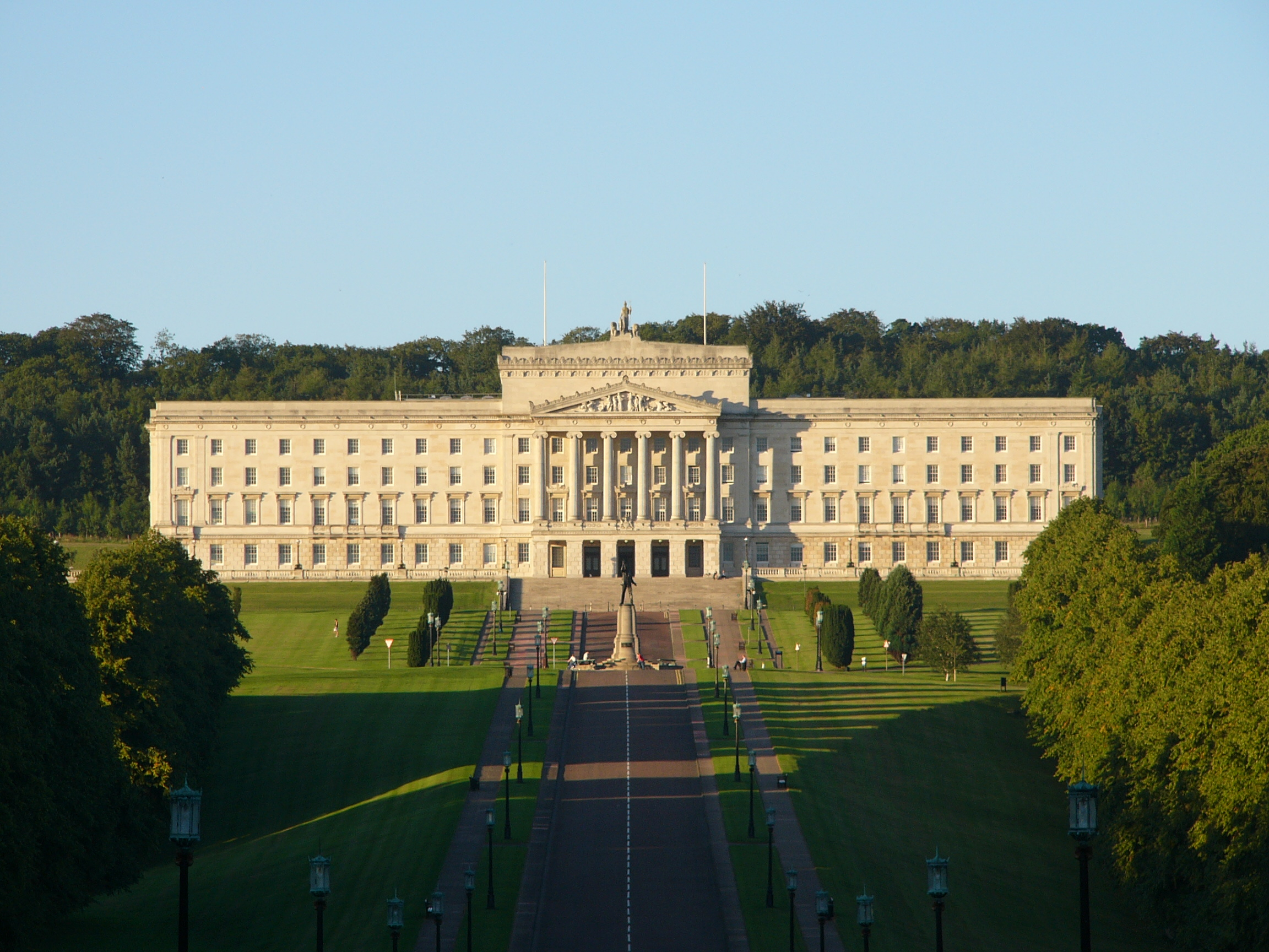 Parliament of Northern Ireland - Wikipedia