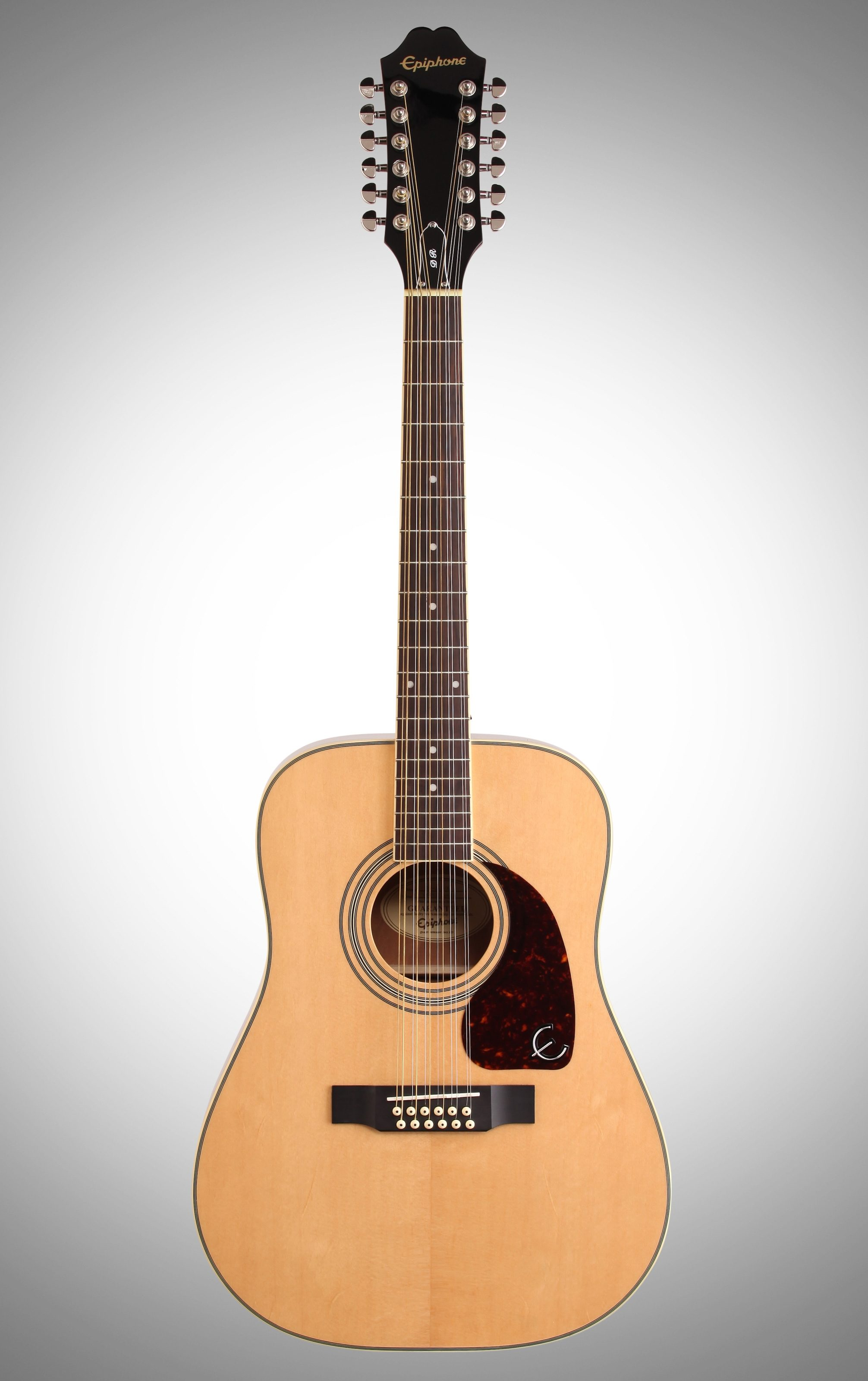 Epiphone DR-212 12-String Acoustic Guitar | zZounds