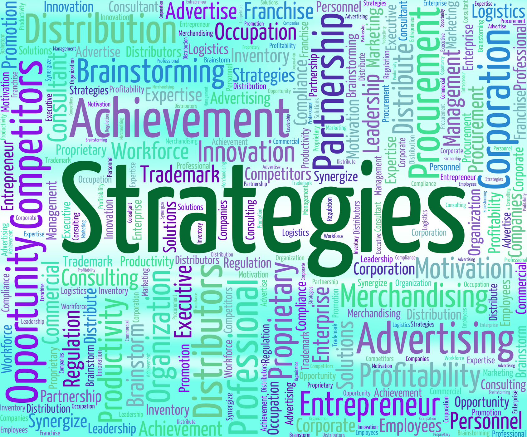Strategies Word Indicates Tactic Words And Plan, Businessstrategy, Wordclouds, Wordcloud, Word, HQ Photo