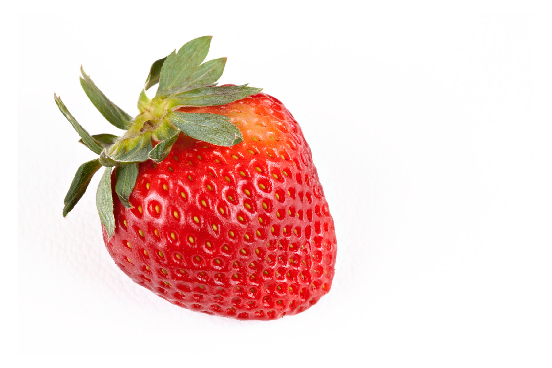 Strawberry close-up photo