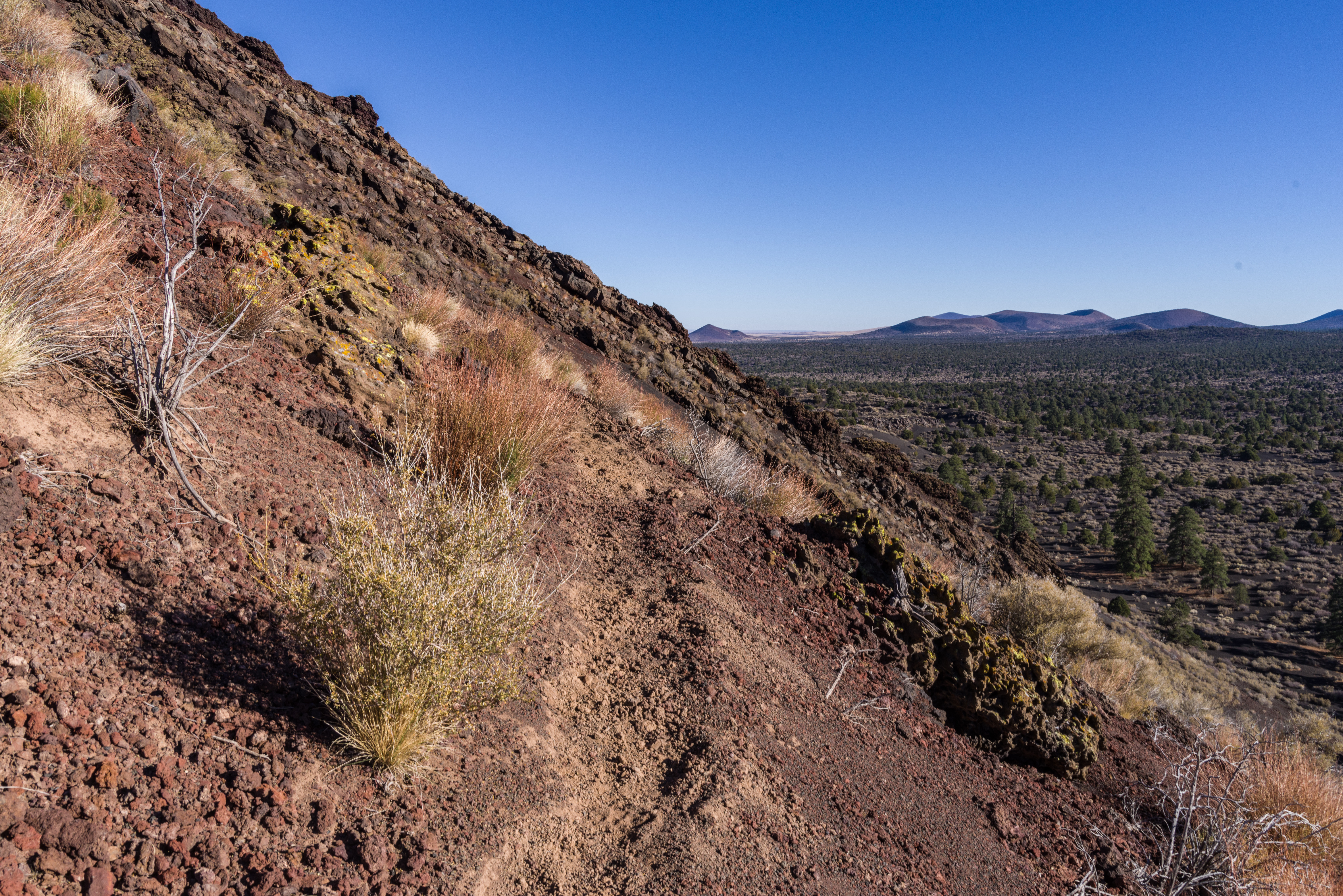 Strawberry Crater Trail, Sky, Pentax K-1, Outdoors, Mountainside, HQ Photo