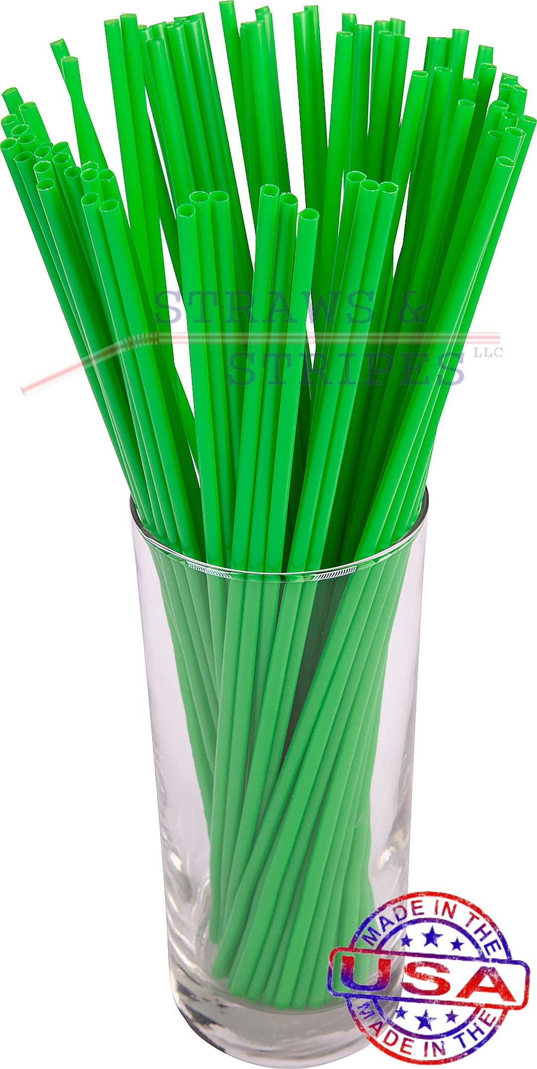 We are a drinking straw manufacture here in the USA (FLORIDA) SLIM ...