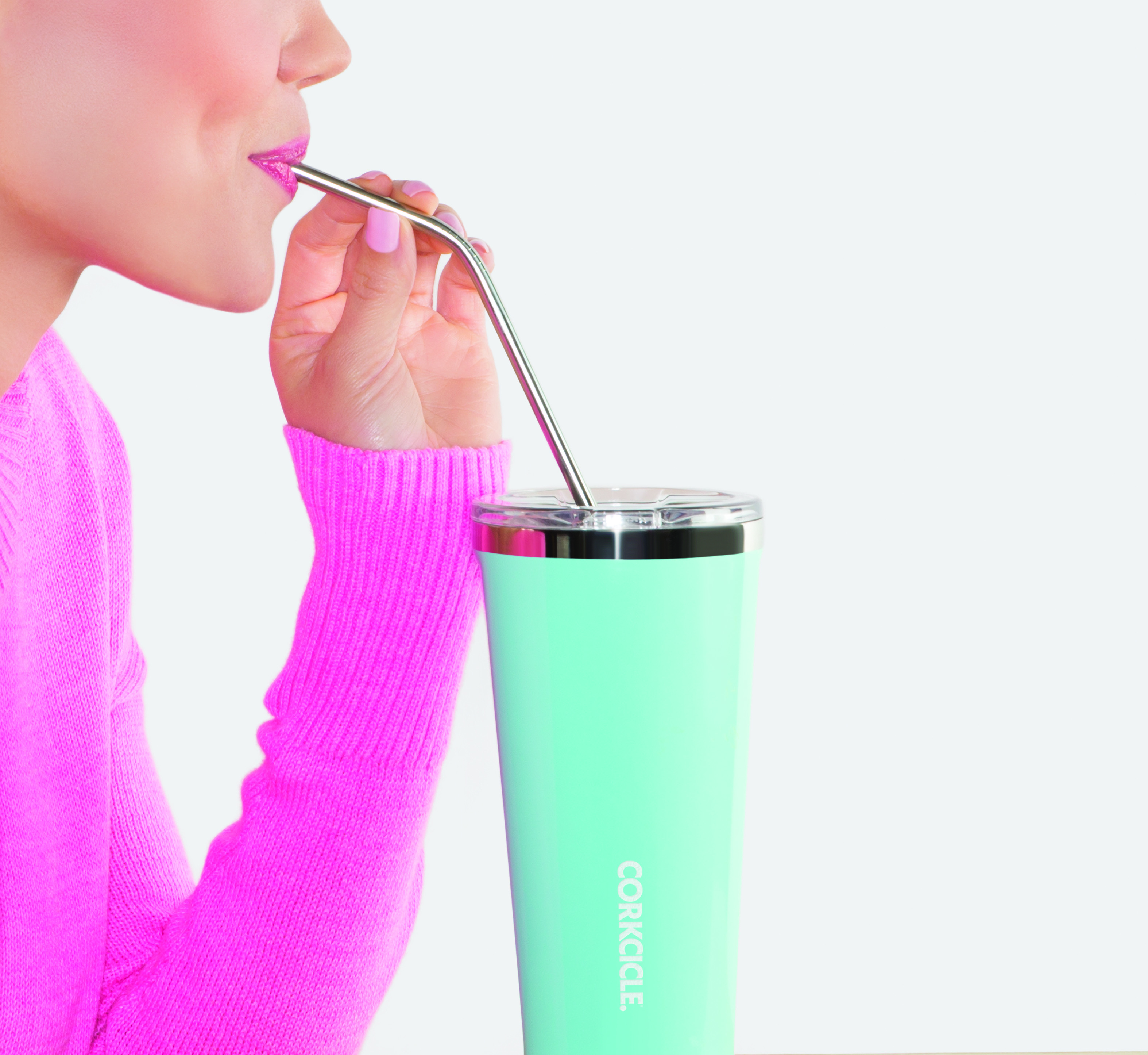 Corkcicle Tumbler Straws - Altruist by Ryan's Daughters