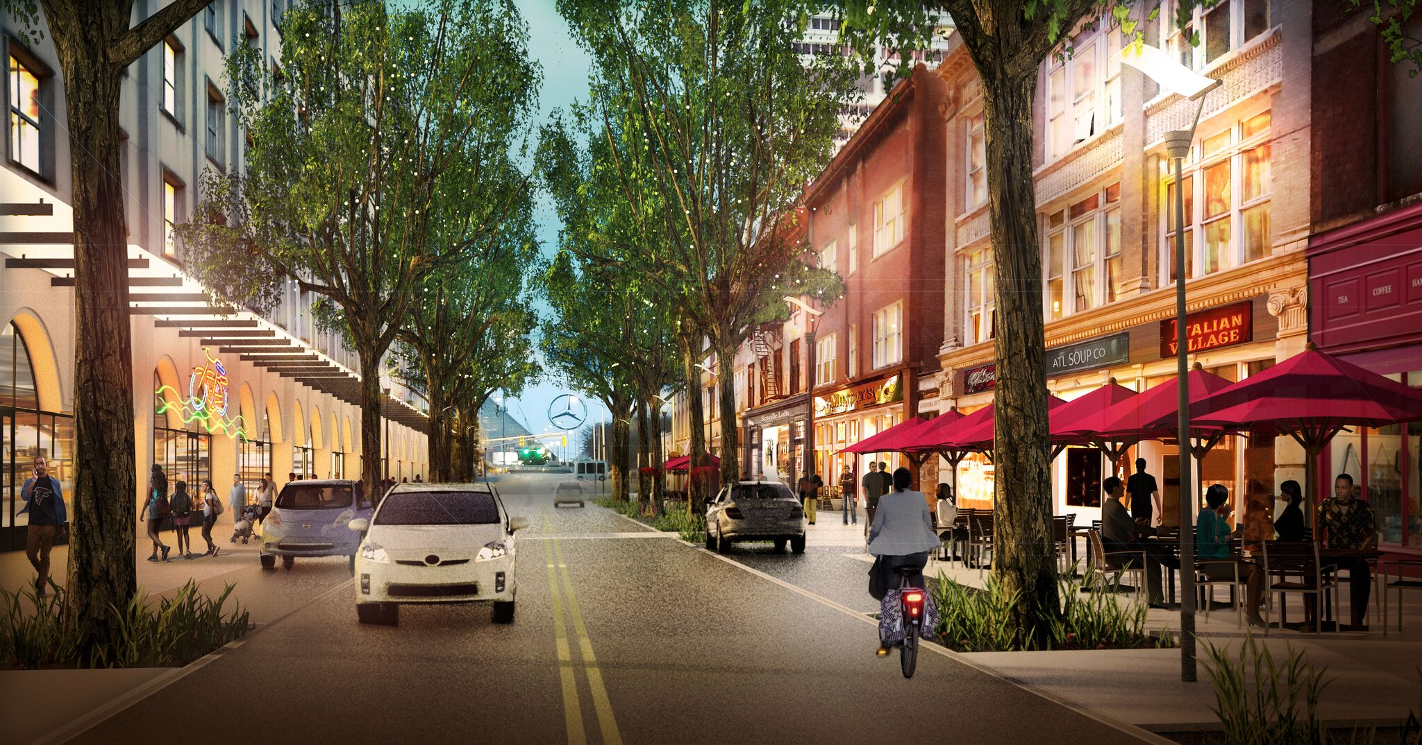 Exclusive: South Downtown's 'Street Concept Plan' would boost ...