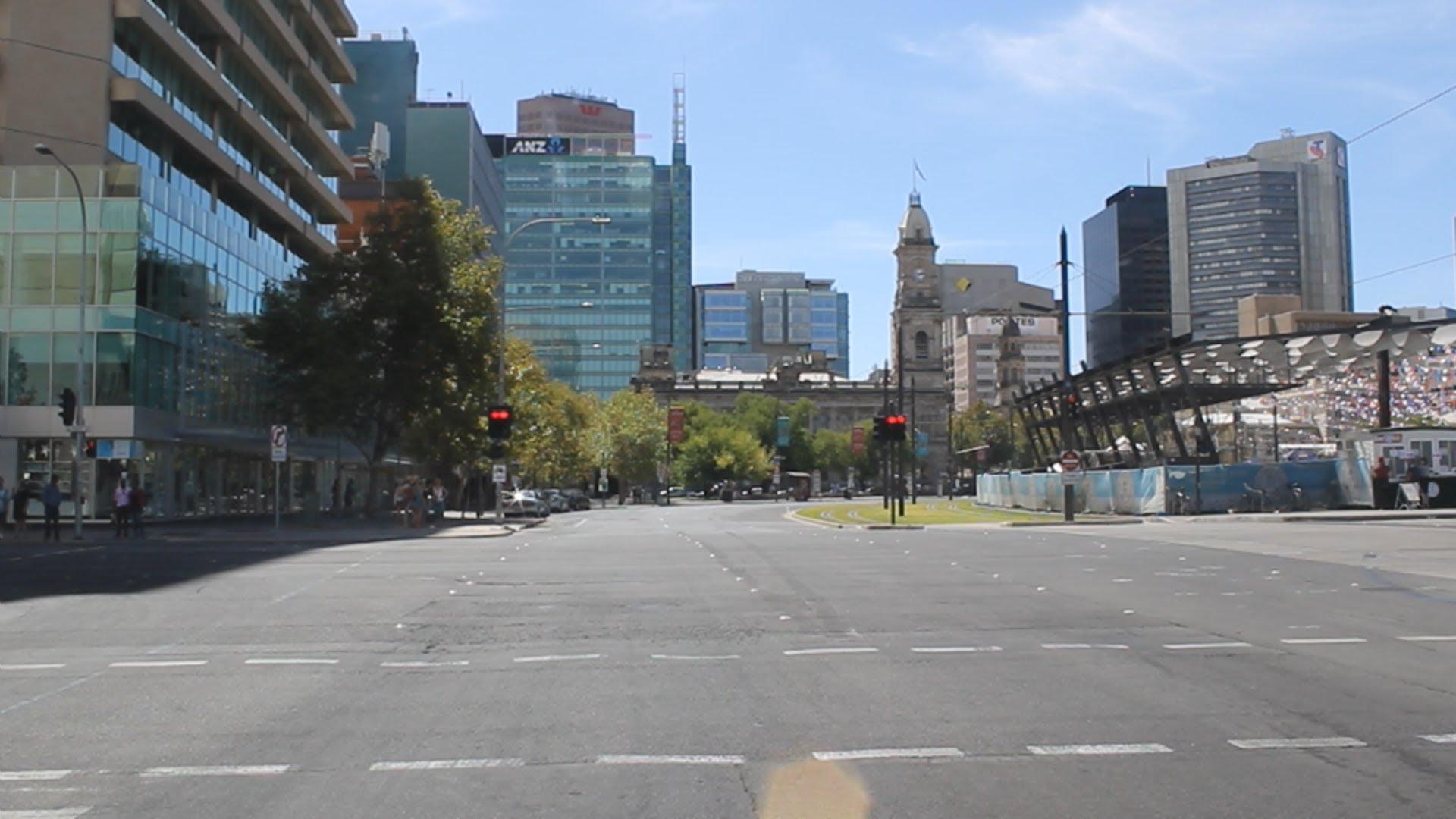 Adelaide Street Tour - South Australia - YouTube