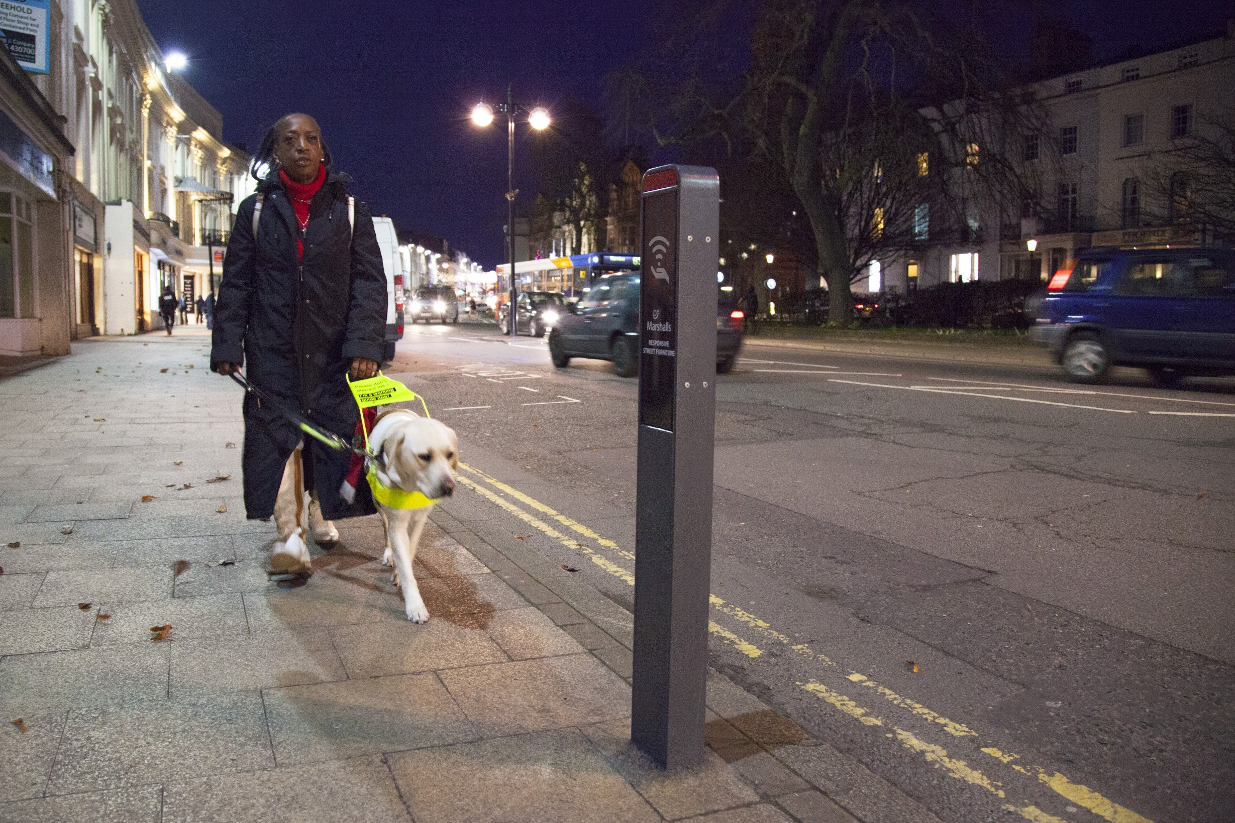 Responsive Street Furniture | Ross Atkin Associates