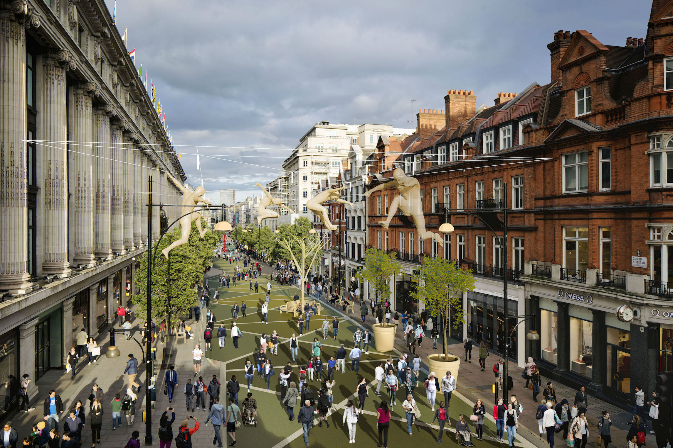 Oxford Street's pedestrianisation could be scrapped as council ...