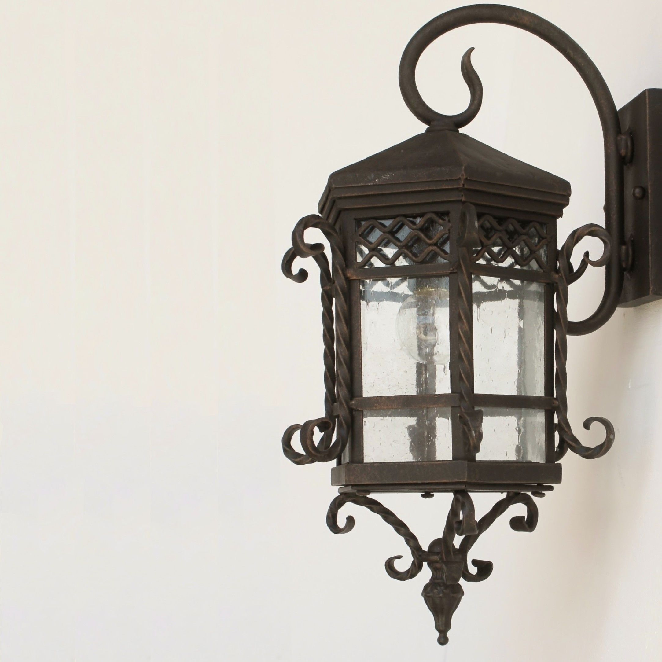 Free Photo Street Colonial Lamps