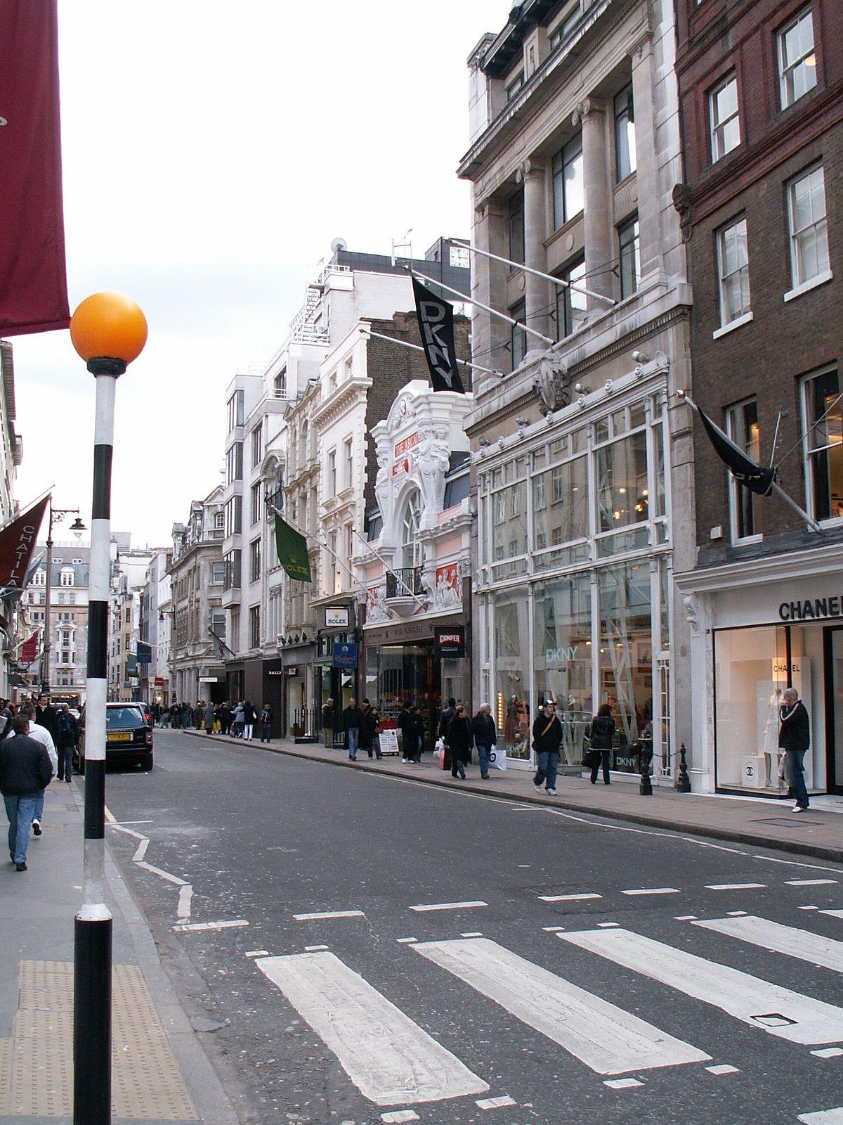 Bond Street - Wikipedia