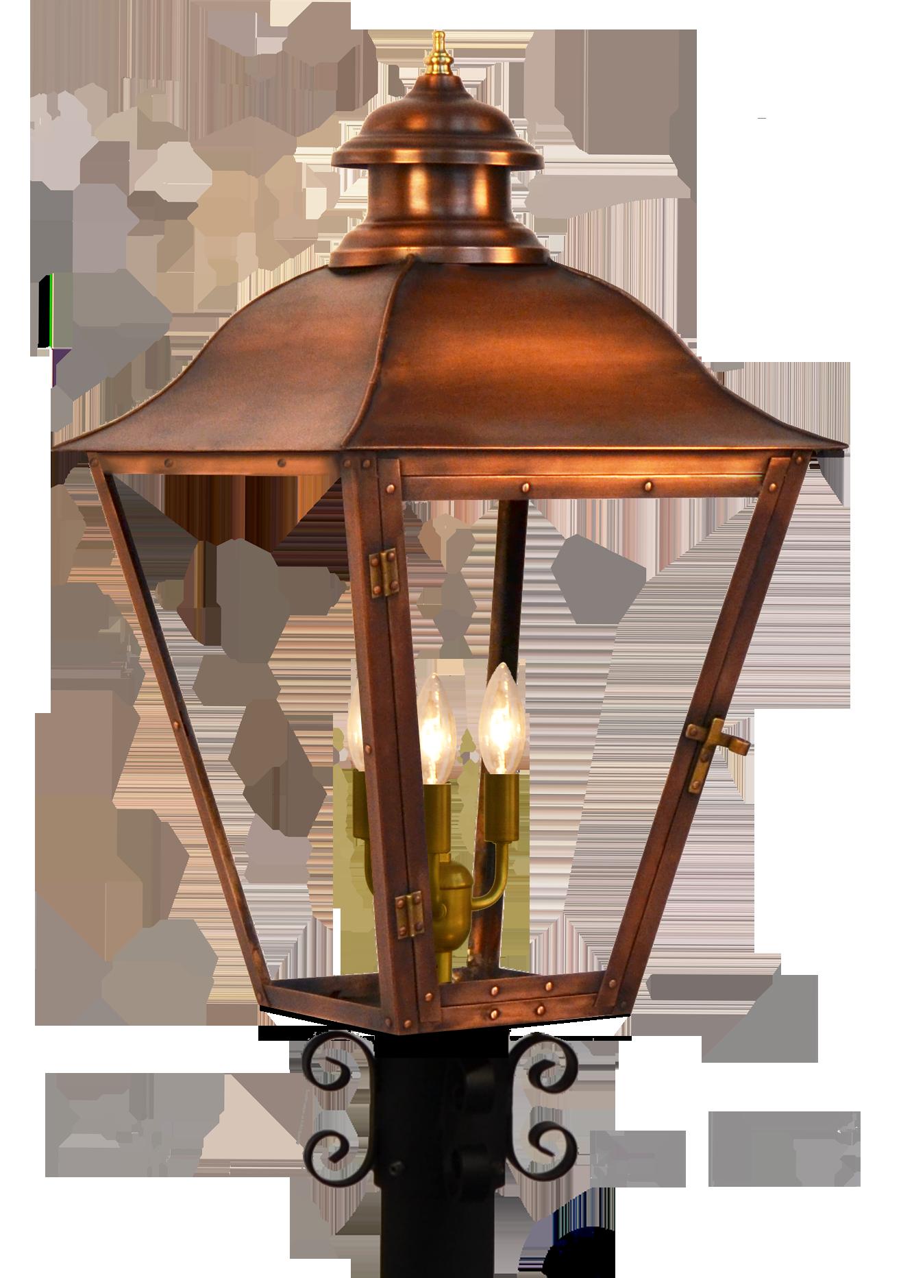State Street Lantern - French Market Lanterns