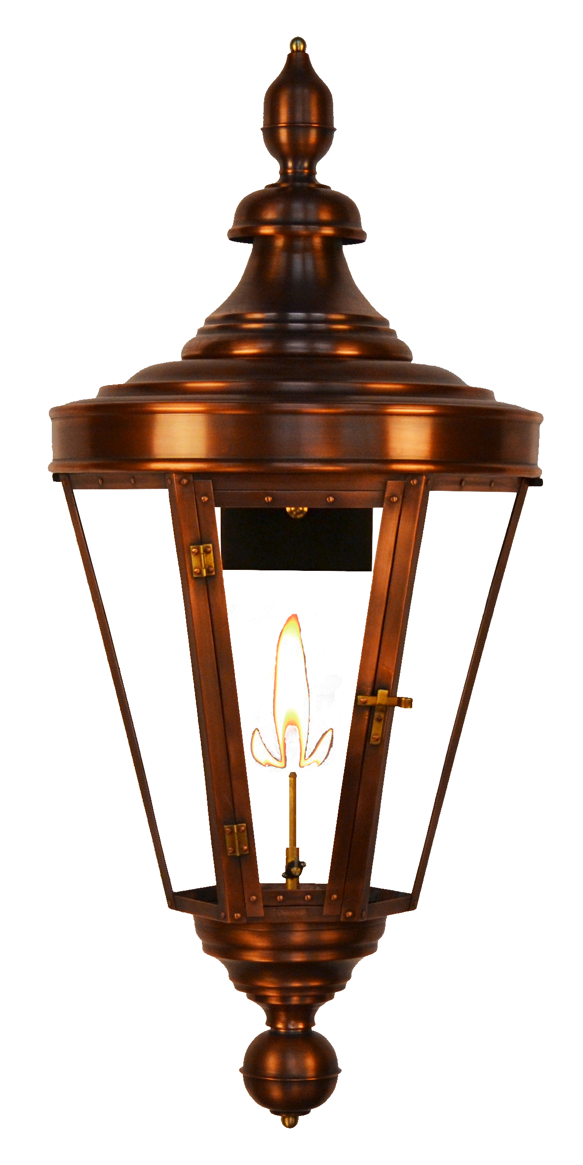 Royal Street Lantern - French Market Lanterns