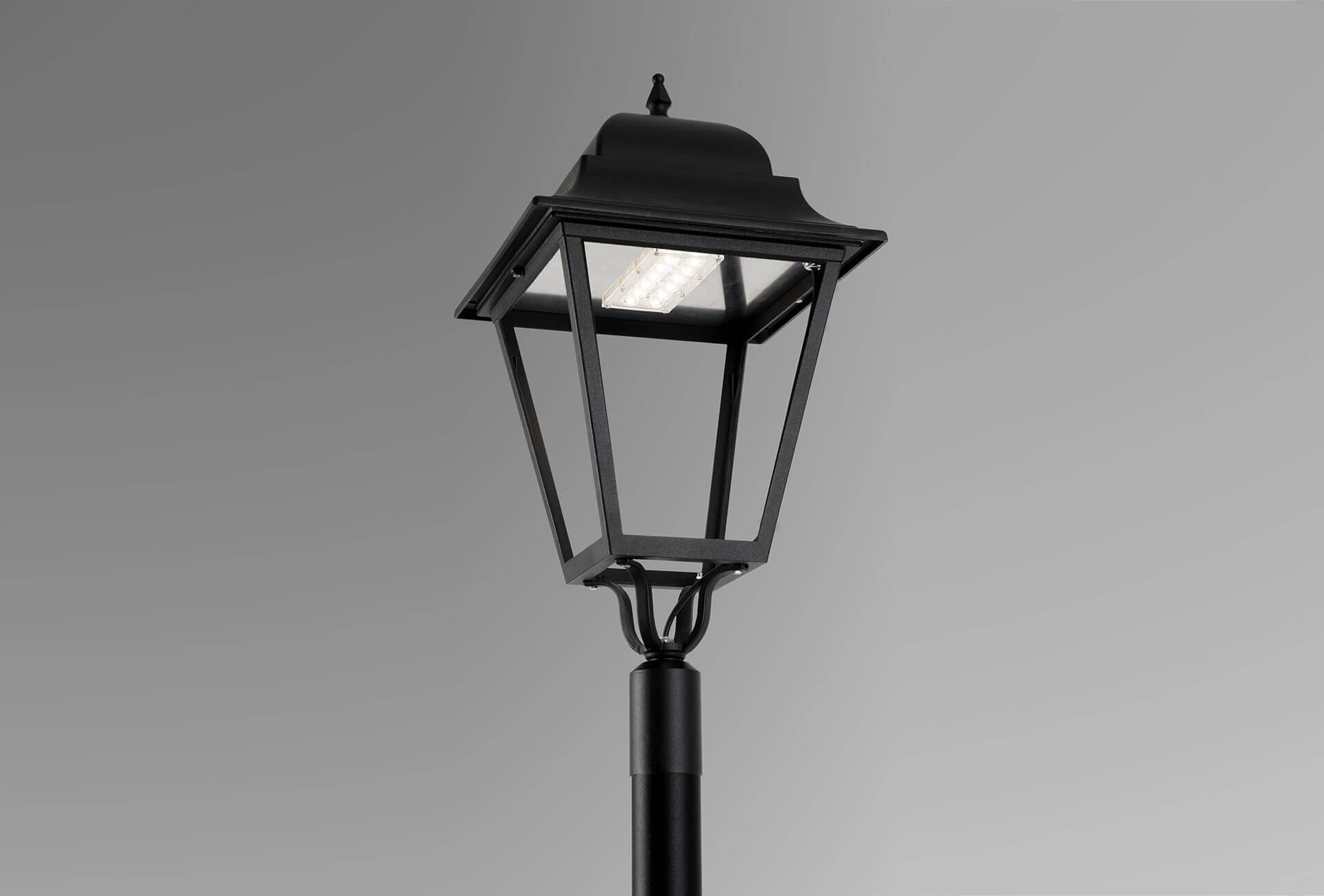 Luxtella | LED street light or LED street lamp for public lighting