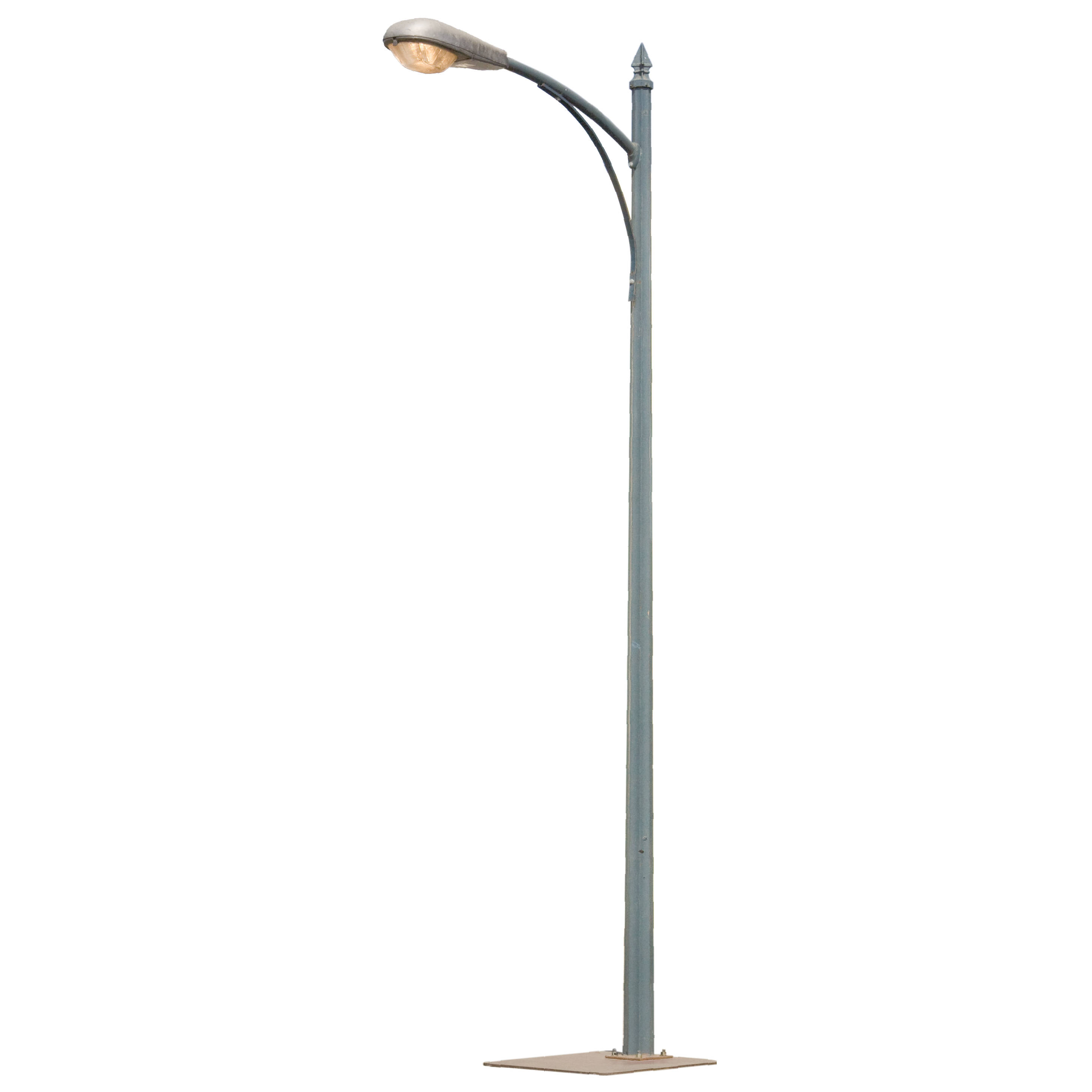 STREET LIGHT / COBRA 17′ / JERICHO / FLUTED | Air Designs