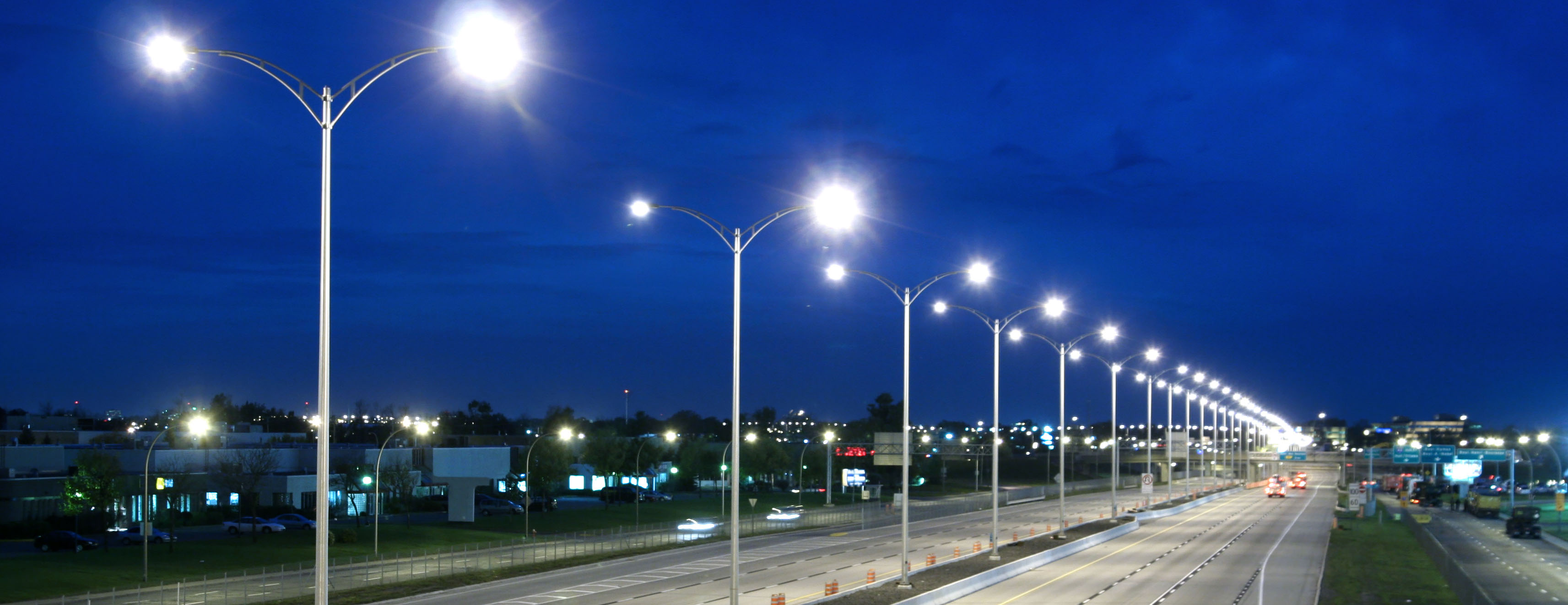 Colorado Springs installs LED streetlights | Lumenistics