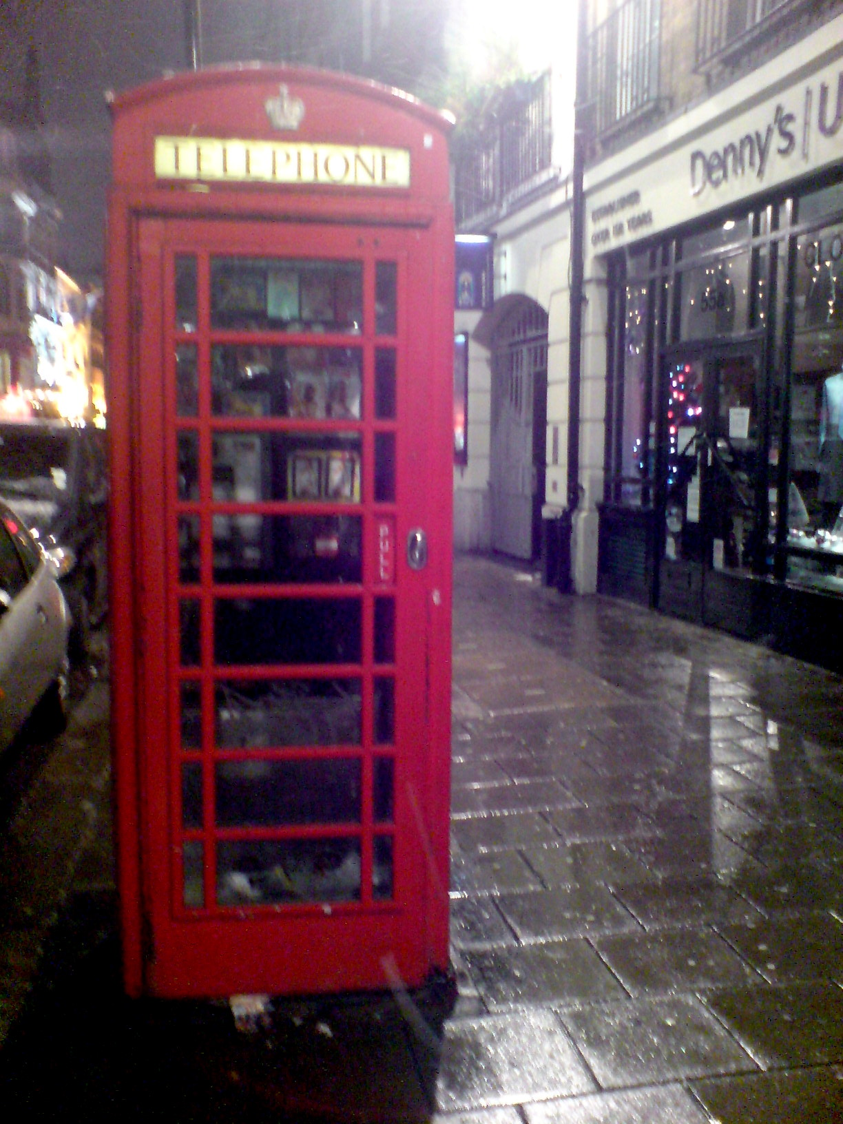 dean street | Red Phones.co.uk