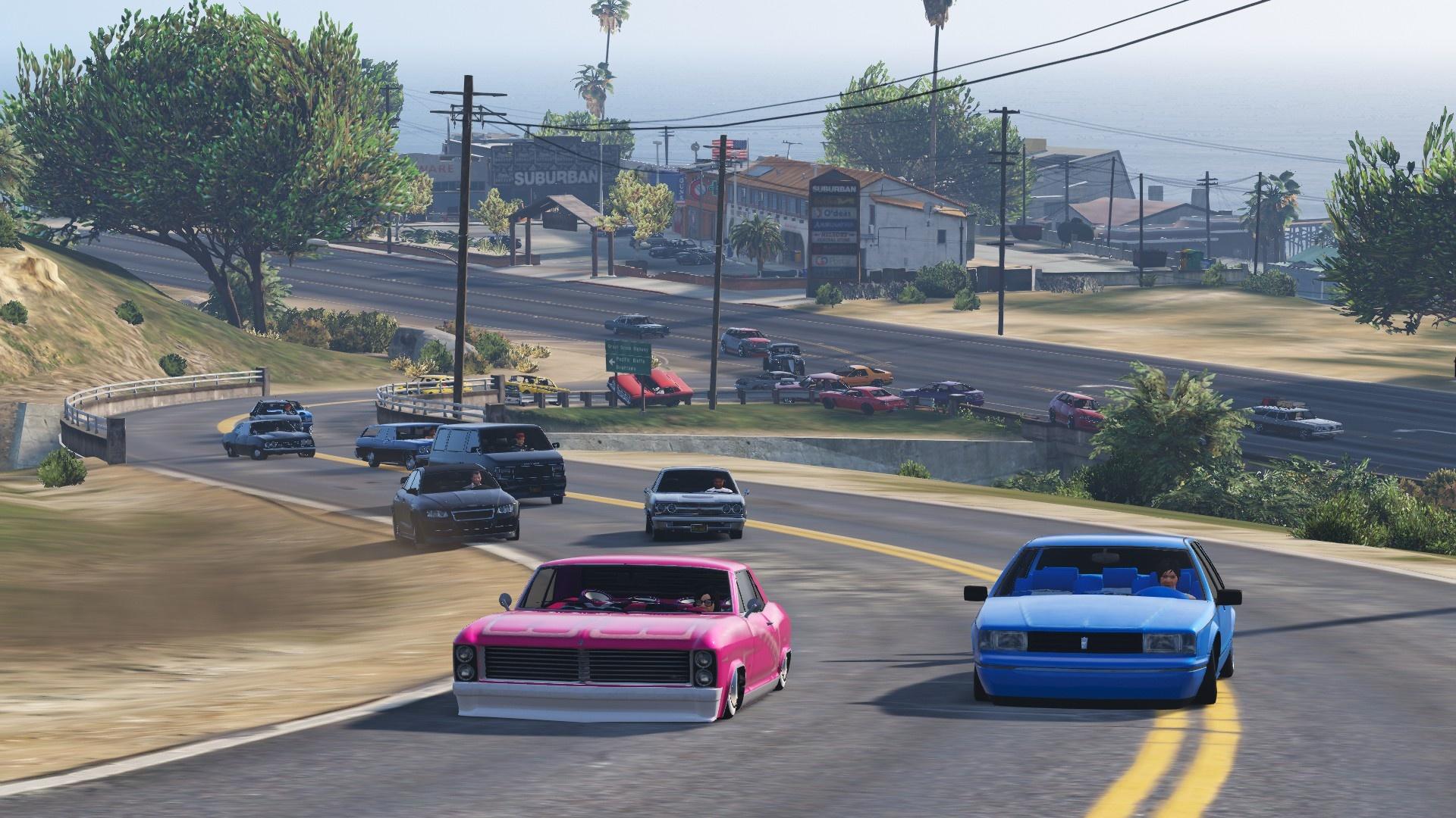 Street Races - GTA5-Mods.com
