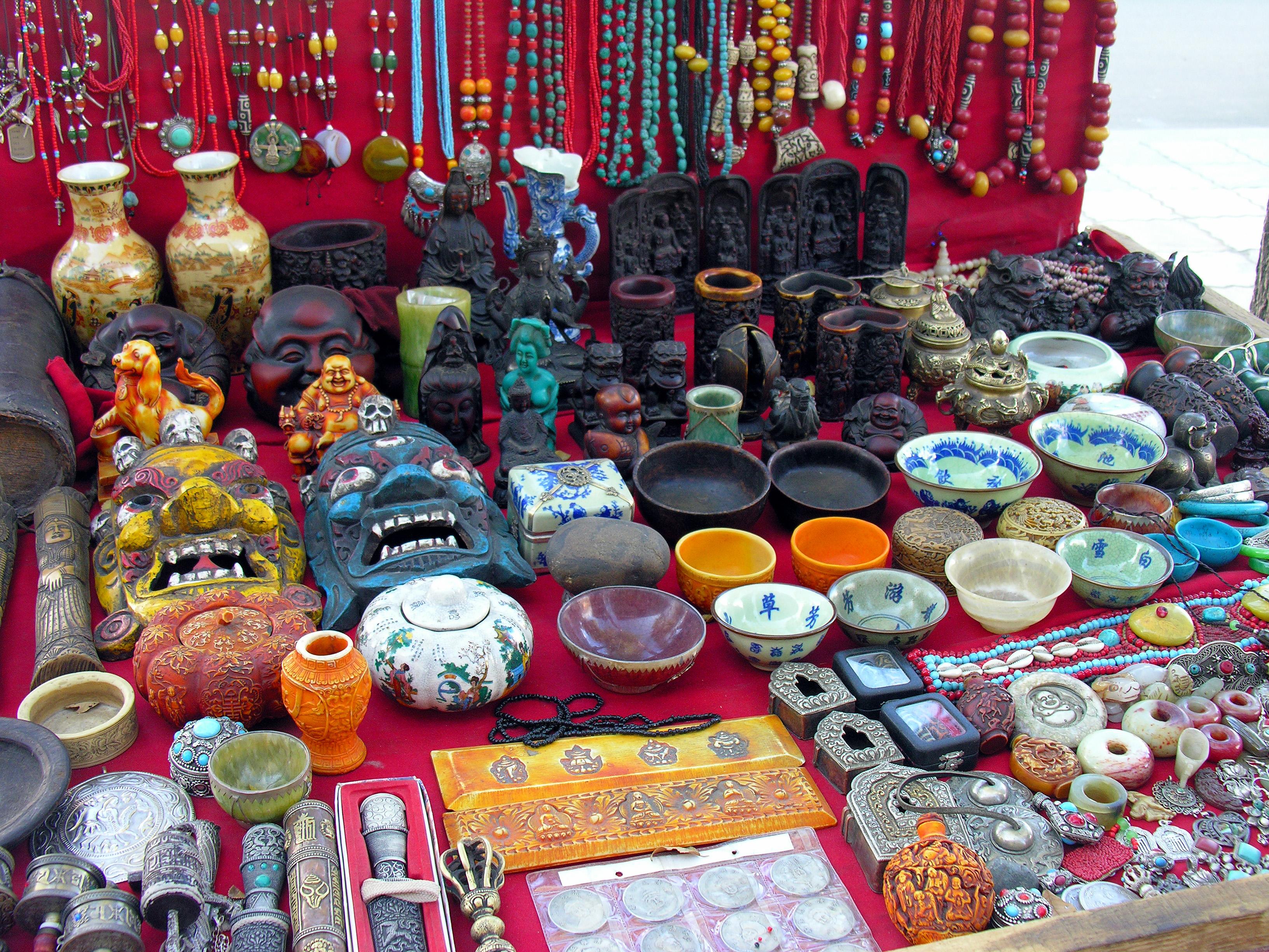 Street sale photo