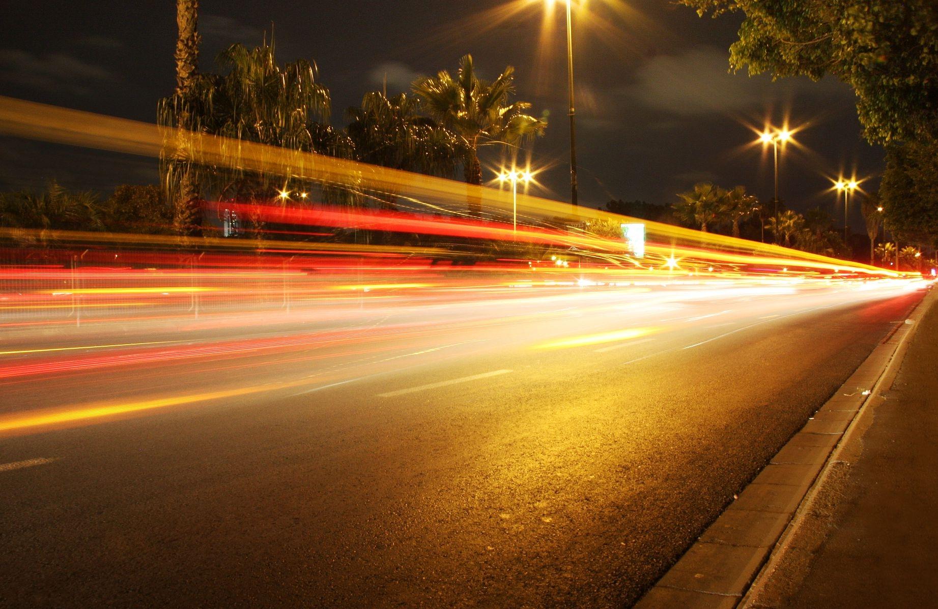 File:Night street lights-other.jpg - Wikimedia Commons