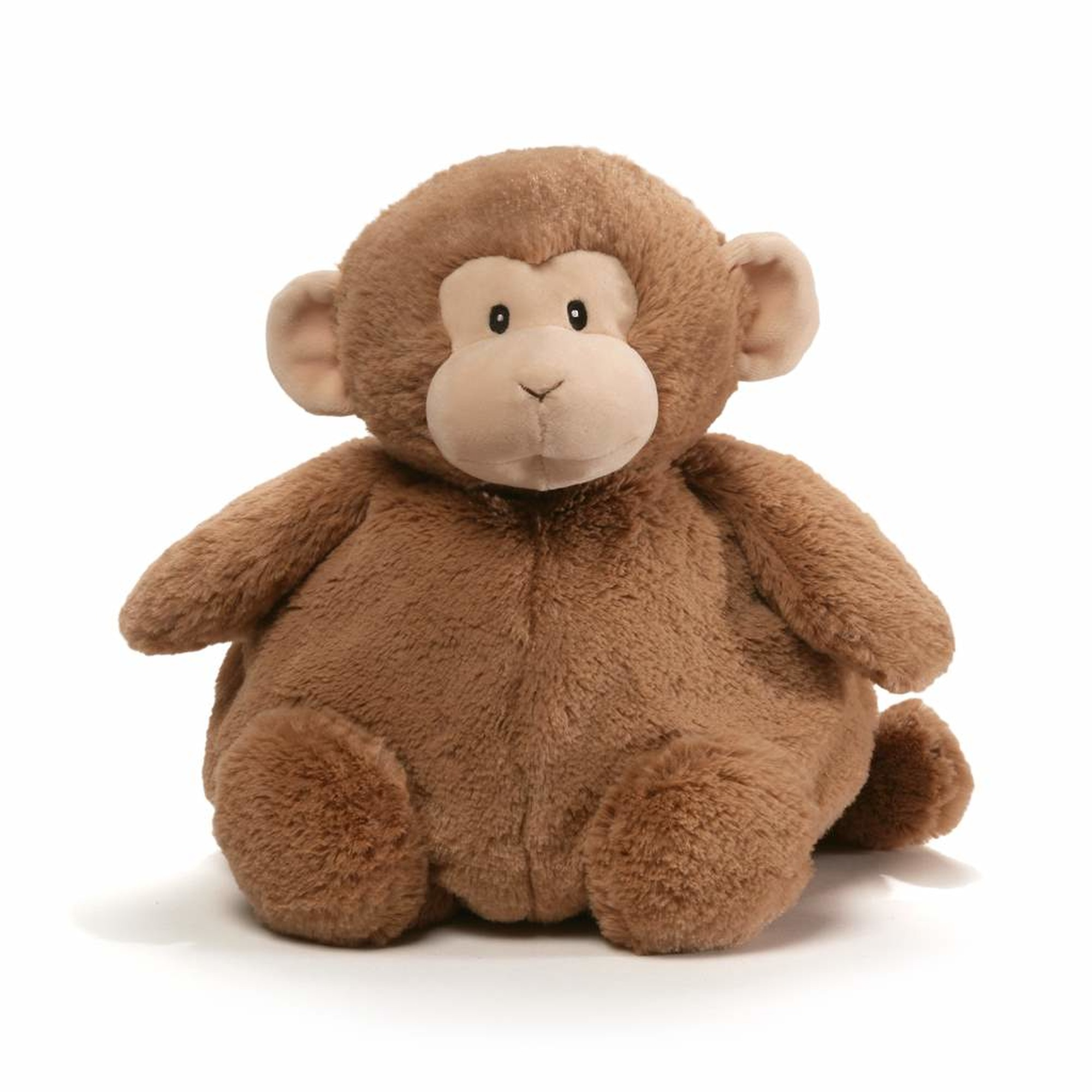 Baby Gund Chub Monkey Plush 10 Inches - Natures Collection Soft Toys ...