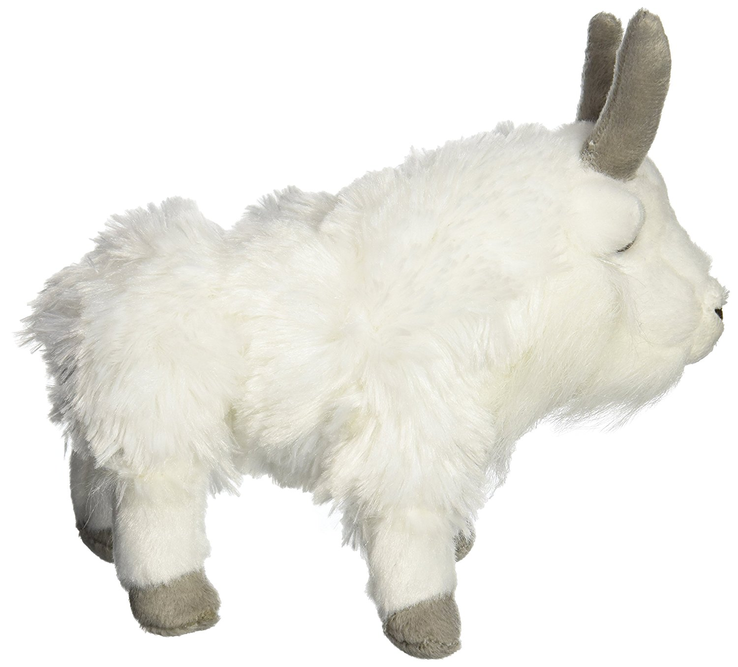 Amazon.com: Wild Republic Mountain Goat Plush, Stuffed Animal, Plush ...