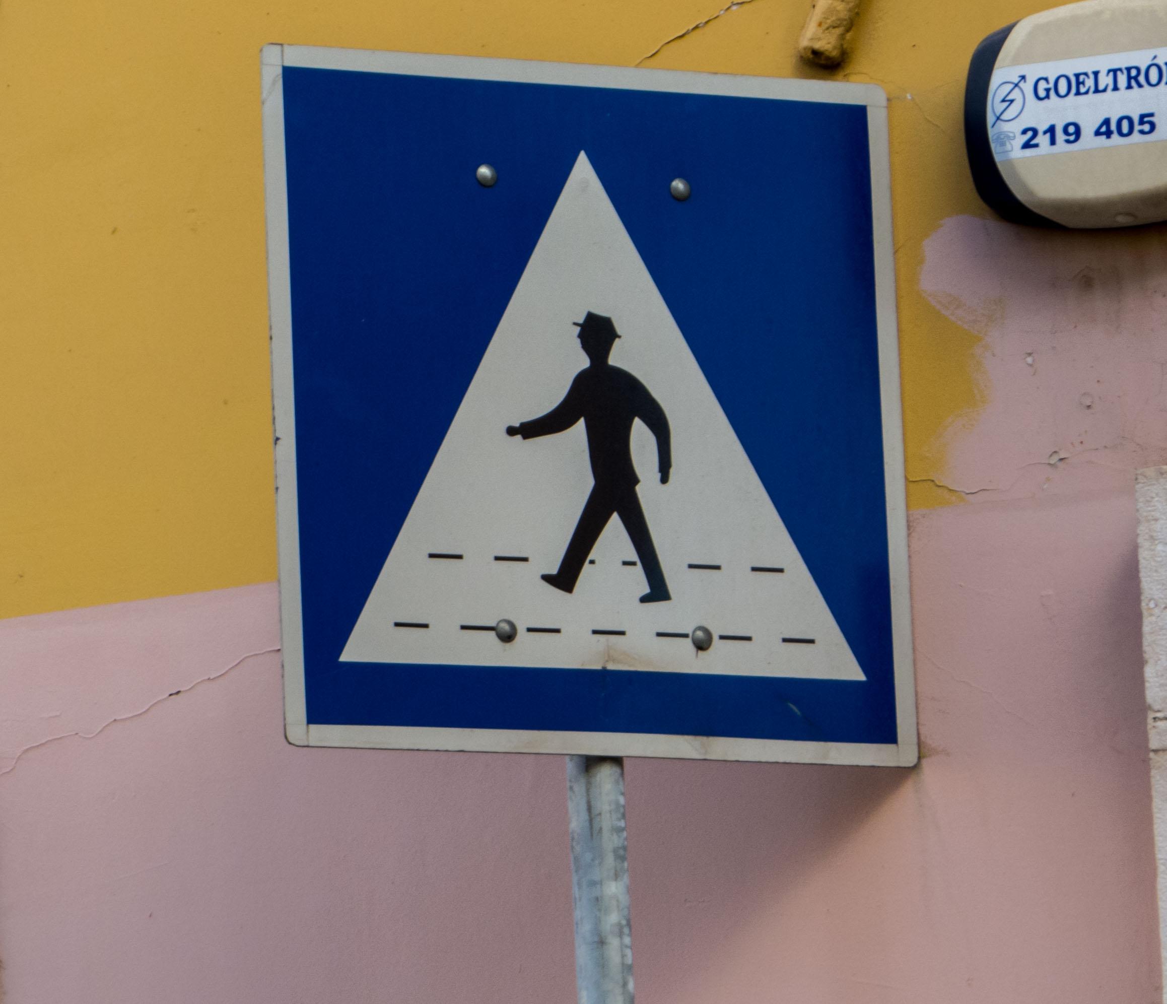 Stylized crosswalk, stop, sign, traffic, walk, HQ Photo