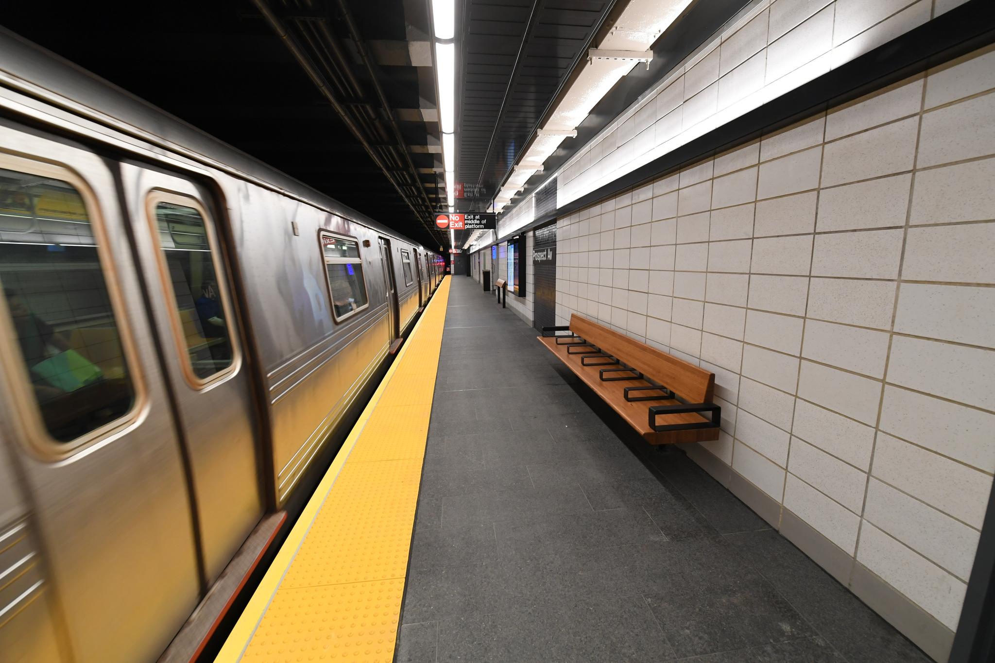 File:Prospect Av Station Reopens (38090306052).jpg - Wikimedia Commons