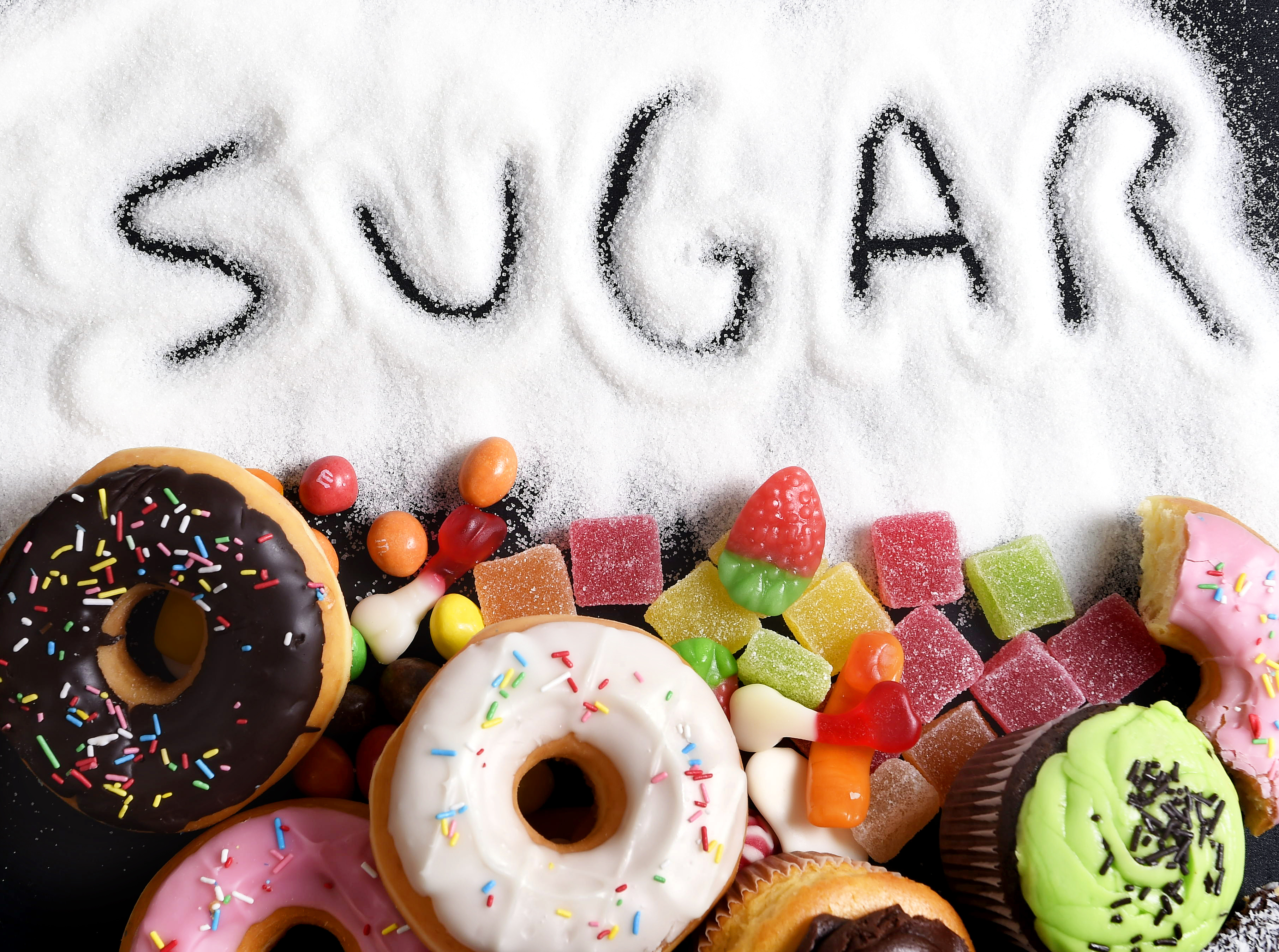 Sugar addiction photo