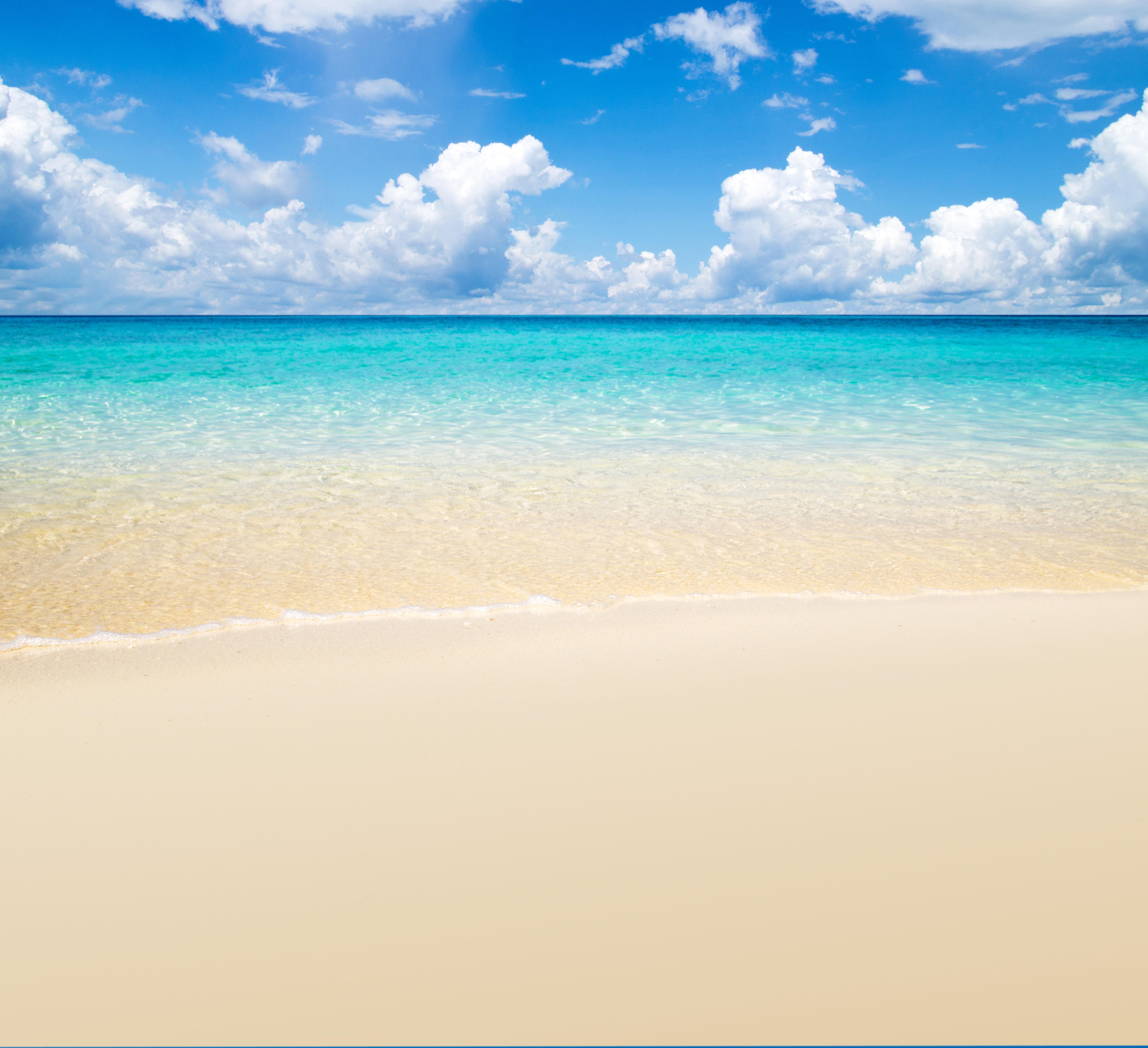 Summer Beach Background | Gallery Yopriceville - High-Quality ...