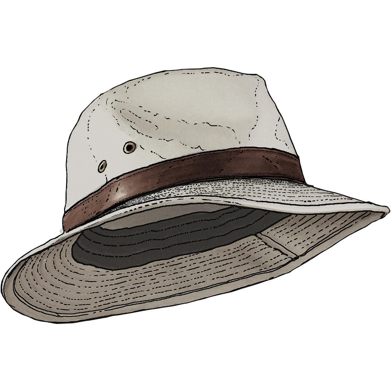 Summer hat photo