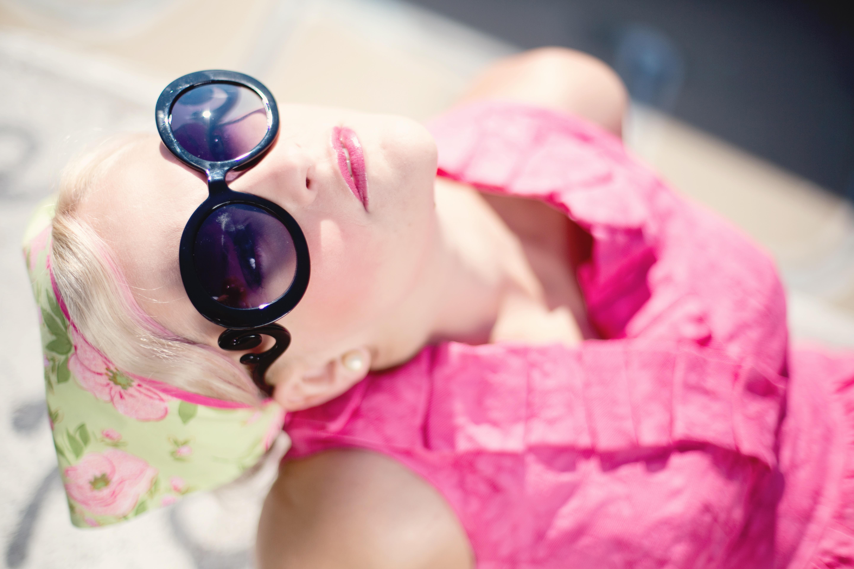 Summer Photography, Activity, Blonde, Girl, Human, HQ Photo