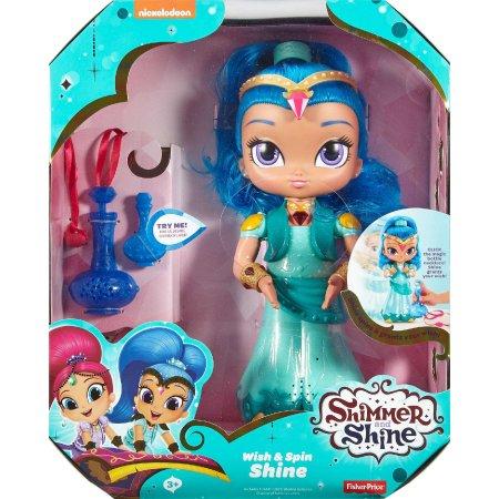 Shimmer and Shine Wish and Spin Shine - Walmart.com