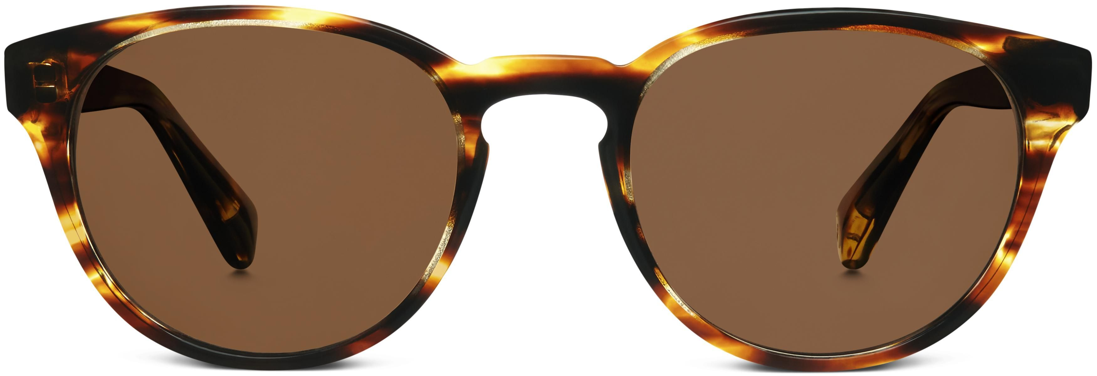 Percey Sunglasses in Striped Sassafras with Classic Brown lenses for ...