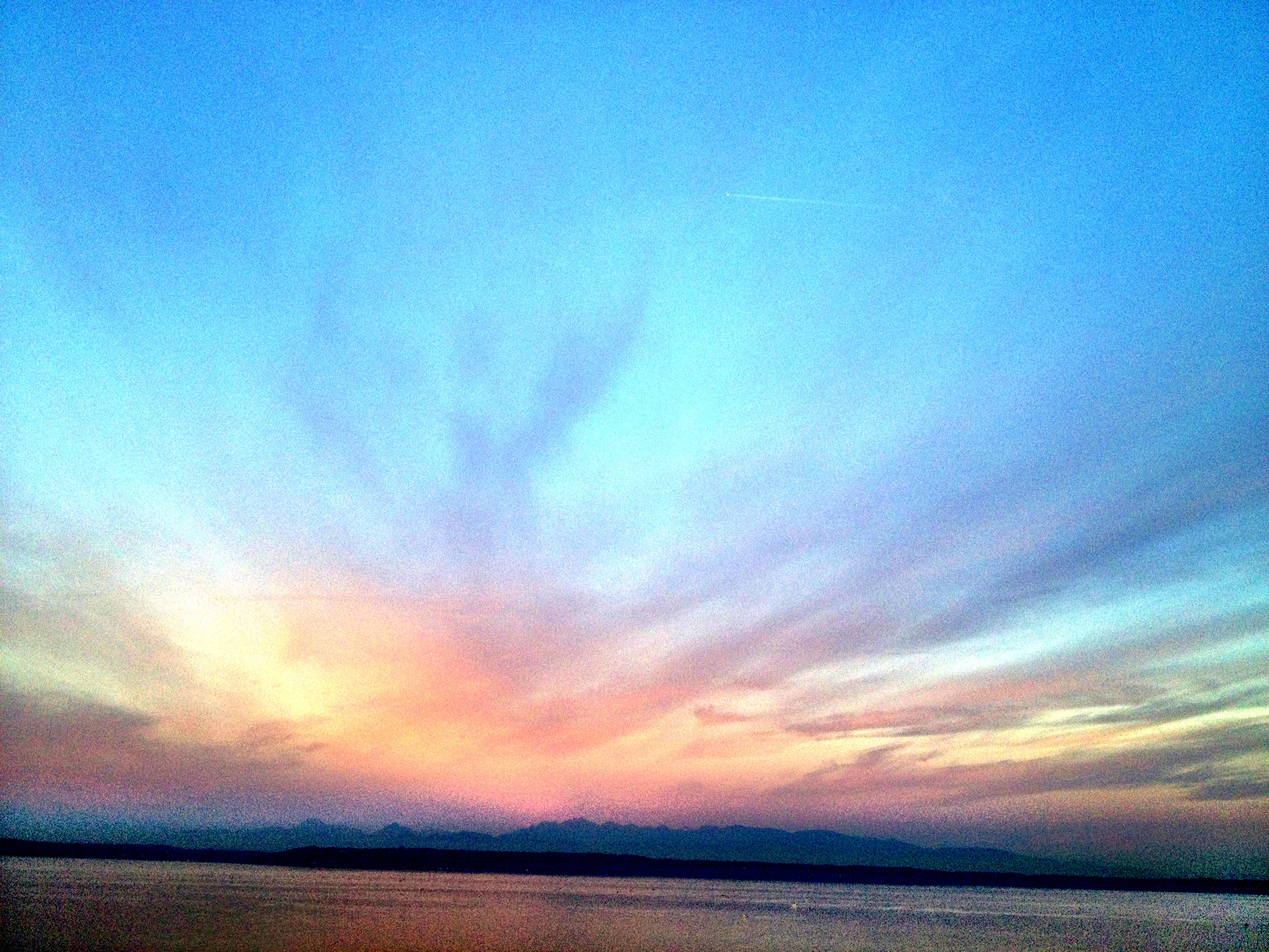 20120915_Saturday sunrise - My Edmonds News