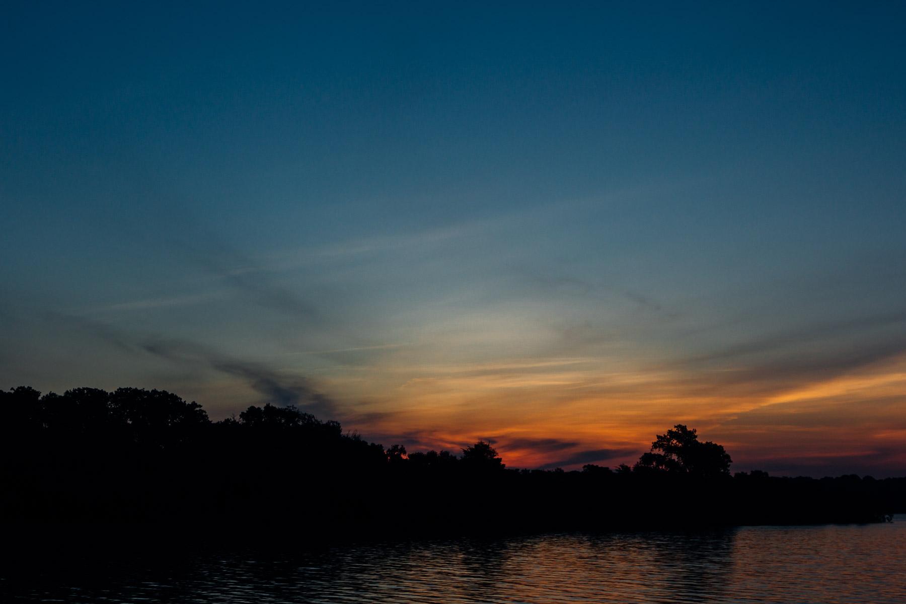 Lakeside Sunrise | Dallas-Fort Worth | 75CentralPhotography