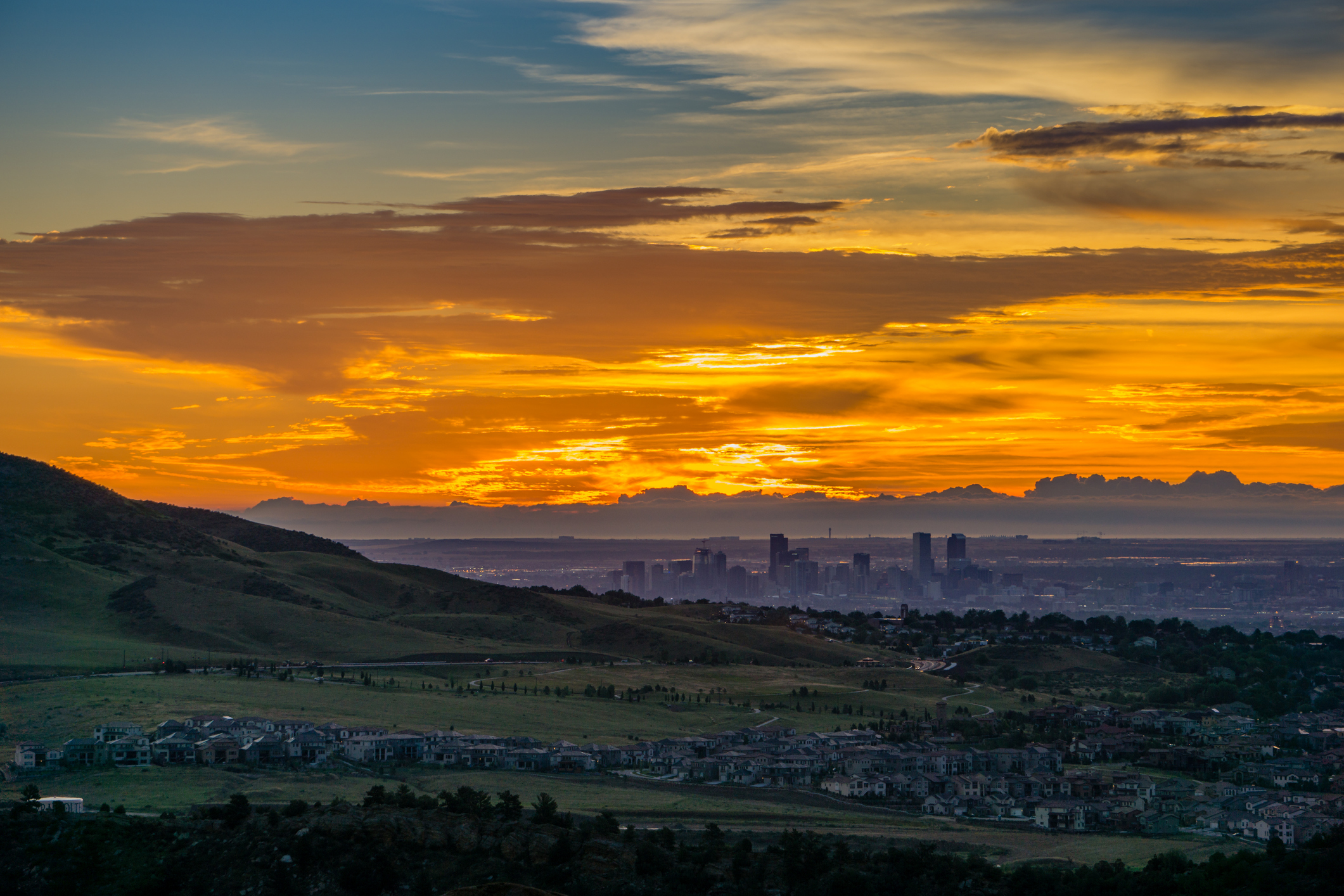 Best Places to See the Sun Rise and Set in and Around Denver - 303 ...