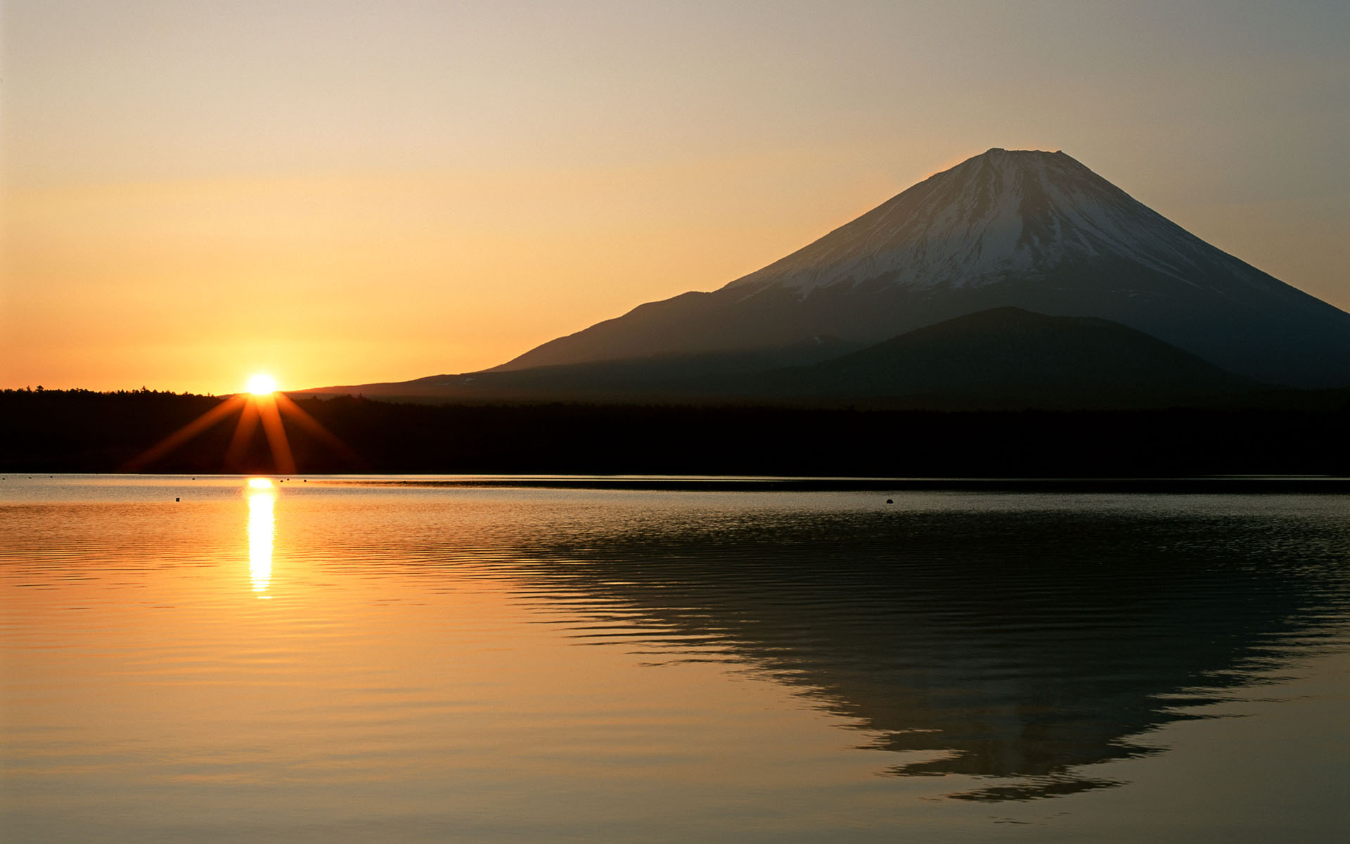 Mount Fuji at Sunrise | Japanese Photolog