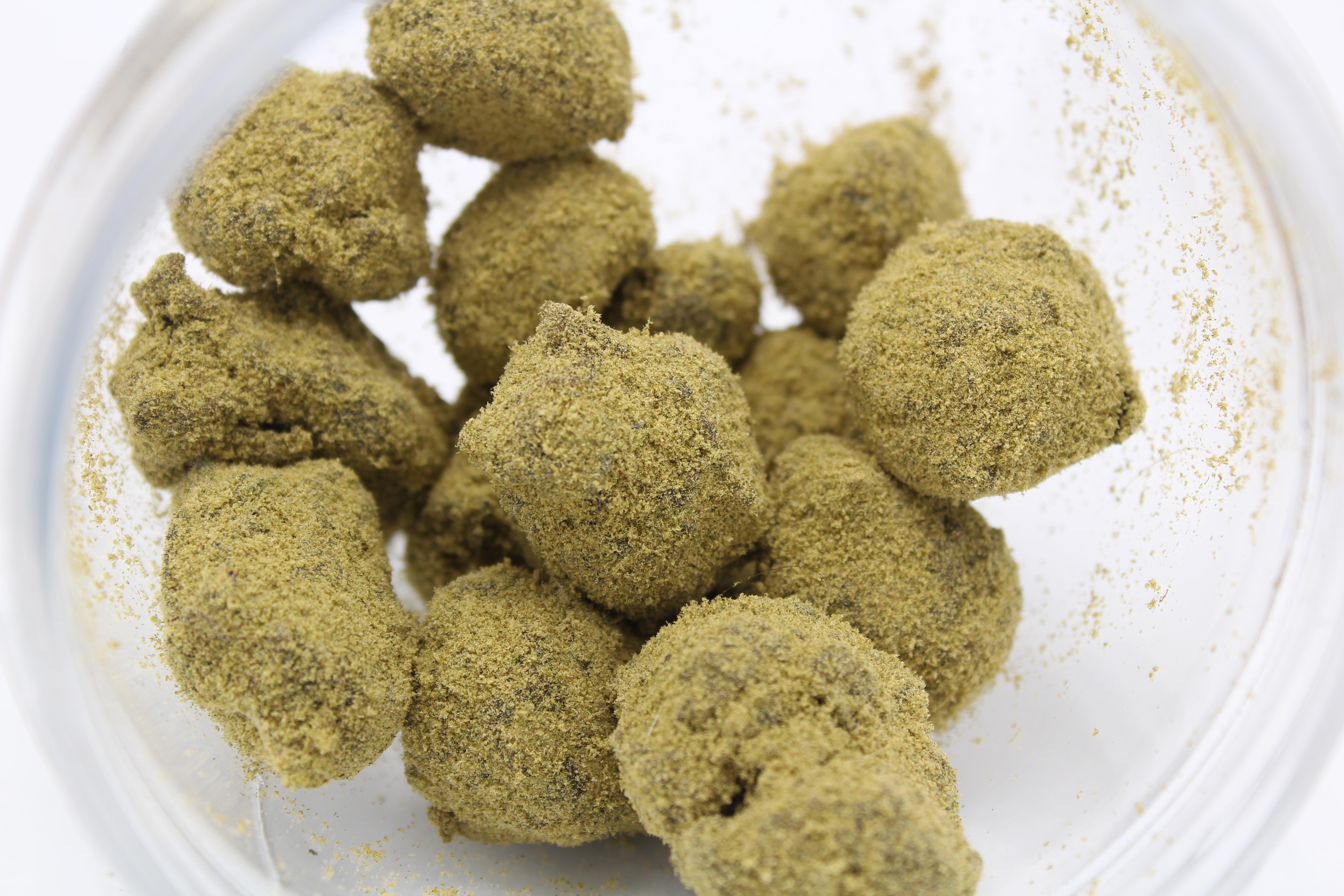 Canned Kush Sun Rocks – Kush Bomb Kief