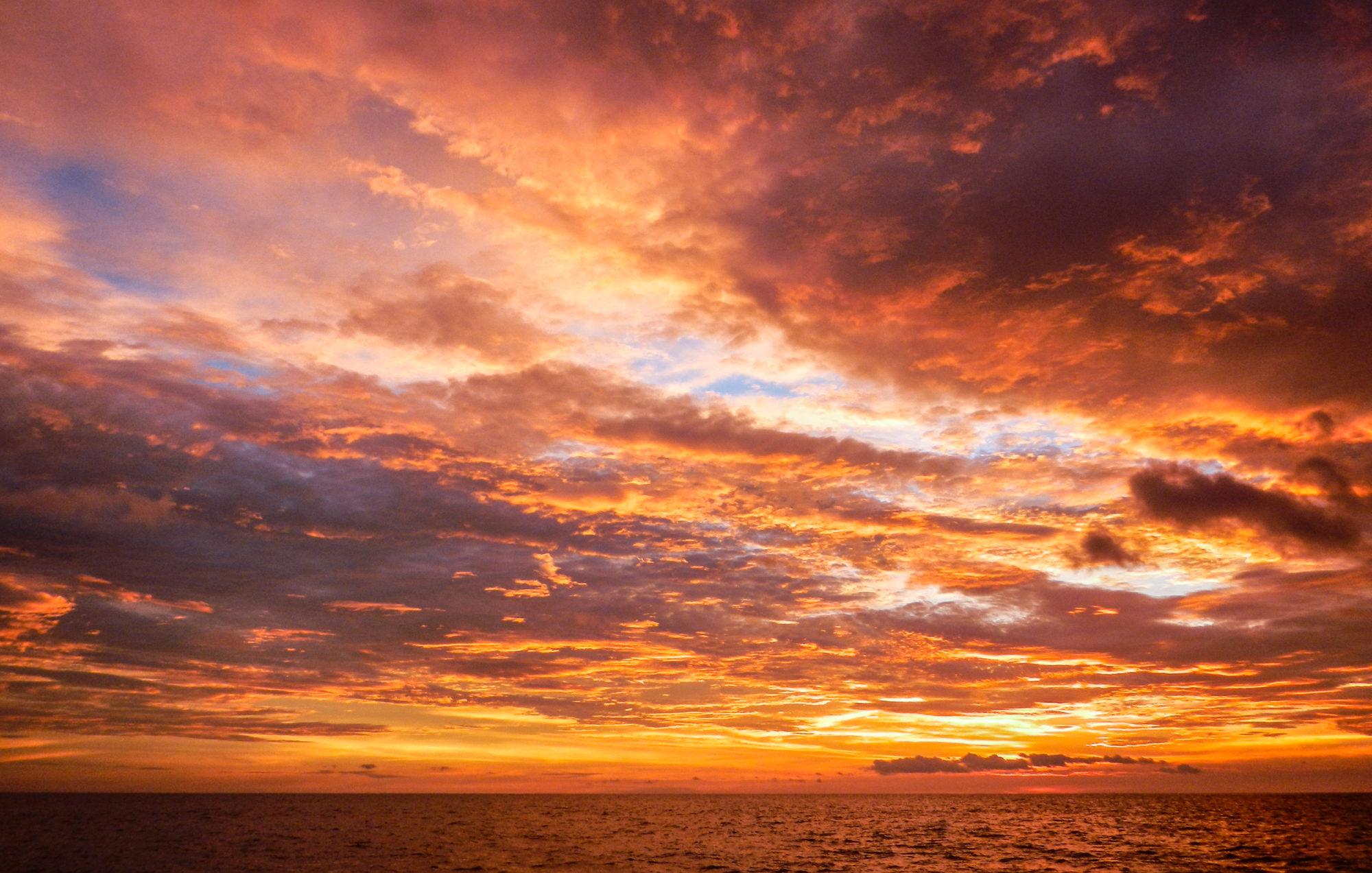 Sunset Sunday - San Juan Del Sur, Nicaragua | Getting Stamped
