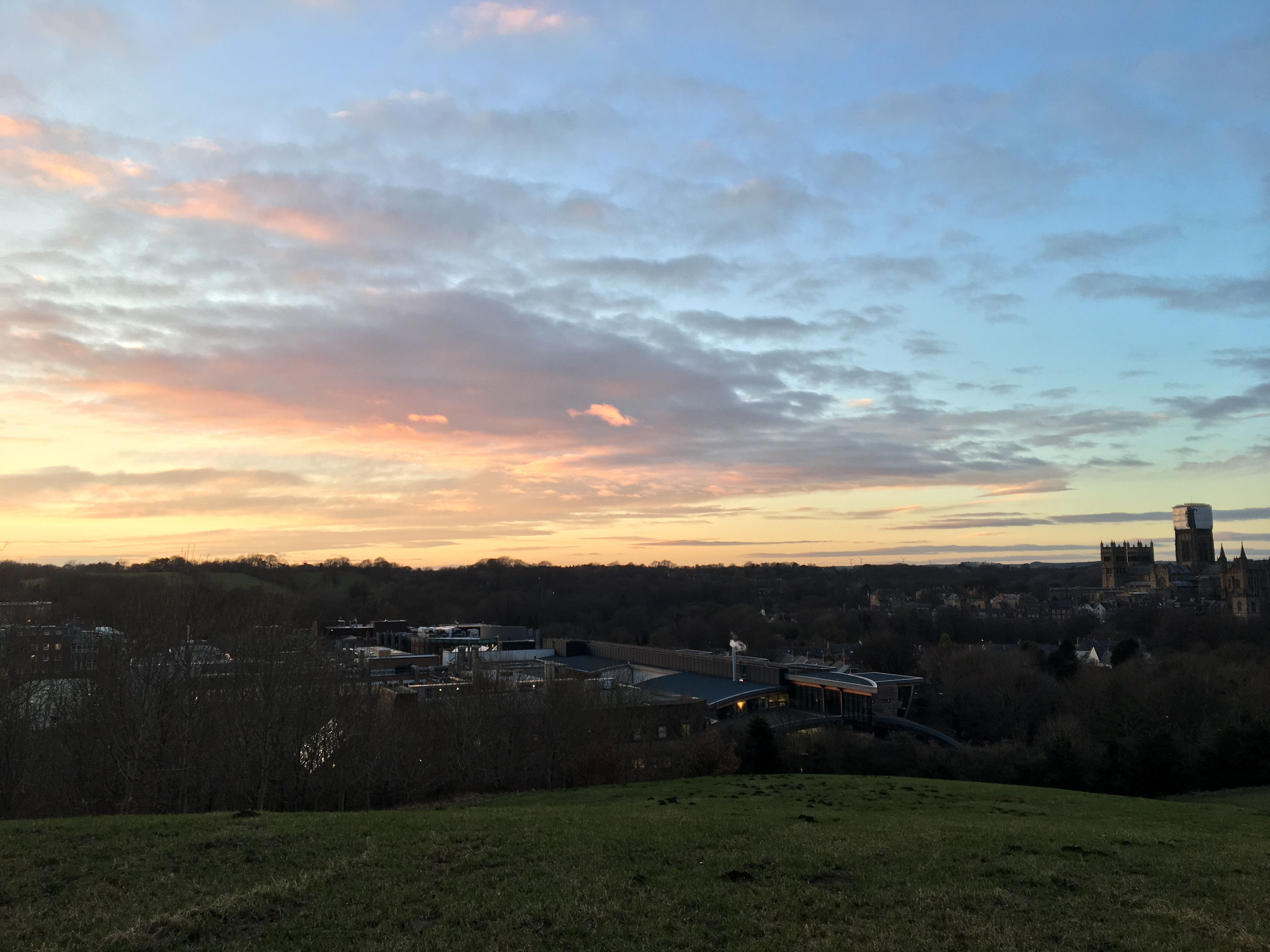 A comprehensive guide to the best places to watch the sunset in Durham