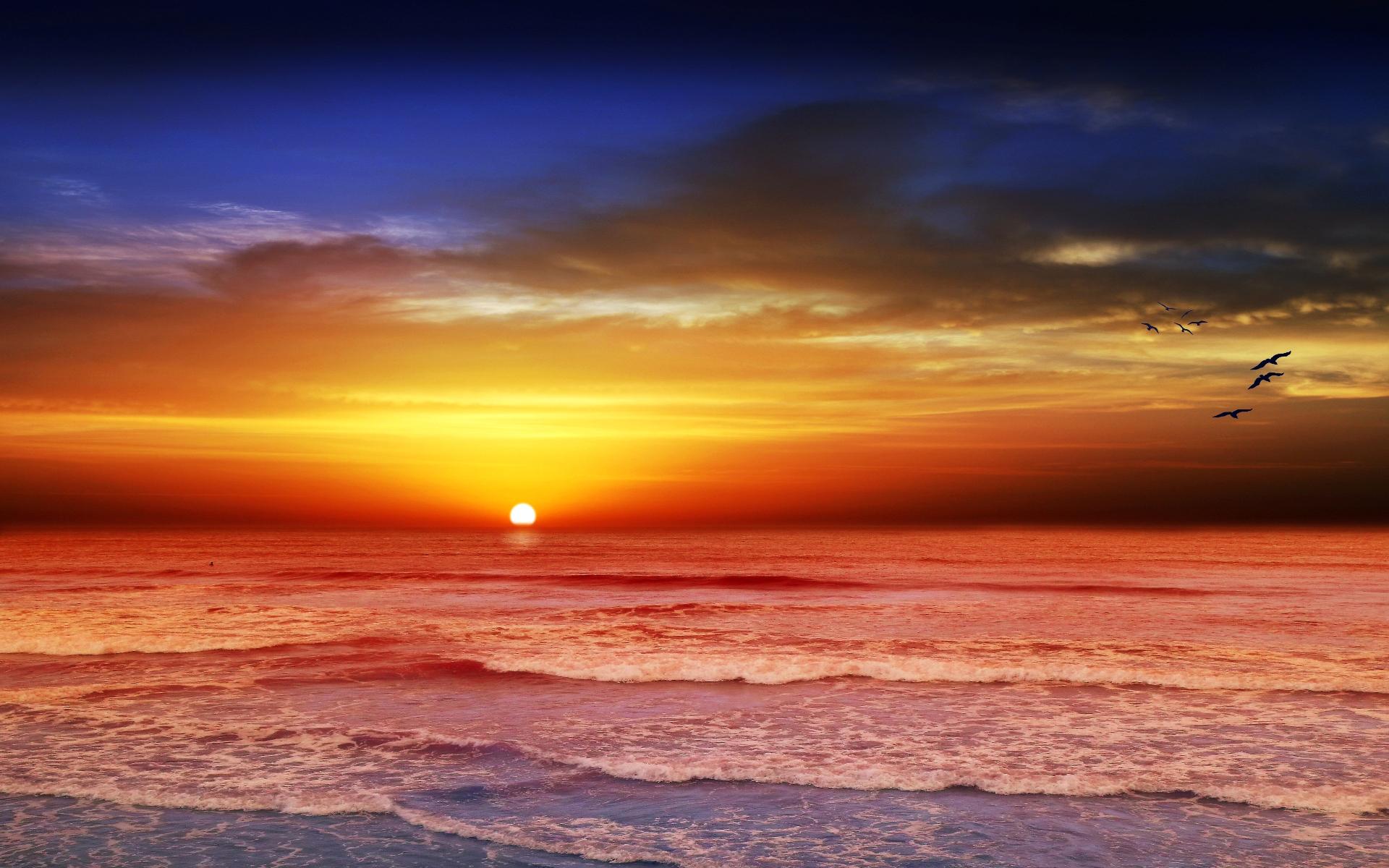 Sunset Beach – Oneness Love