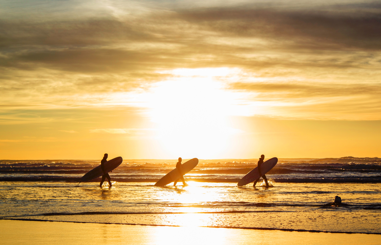 Cannon Beach Surf, Oregon | cronkski