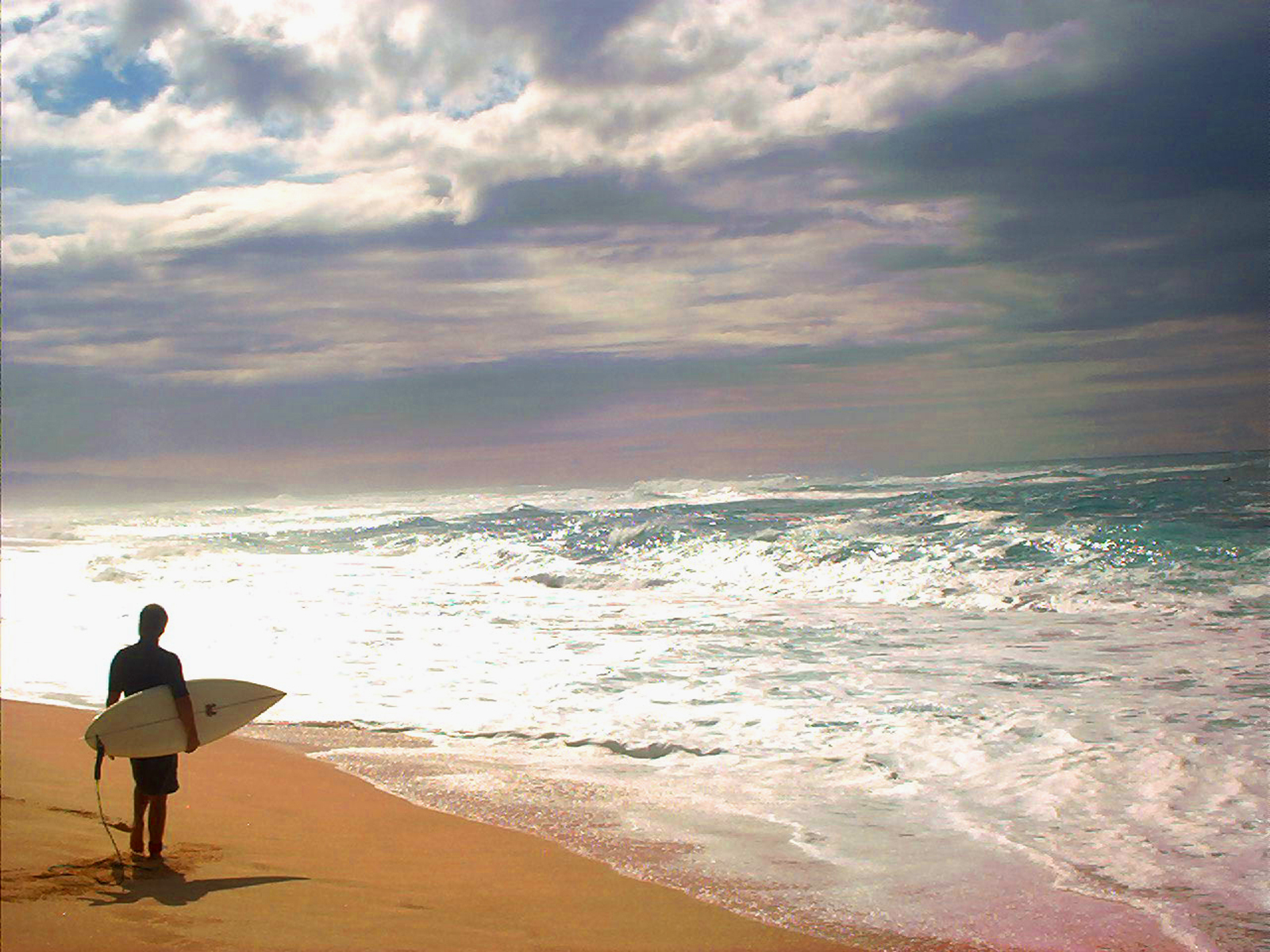 Sunset Beach Surfer, Beach, Board, Bspo06, Guy, HQ Photo
