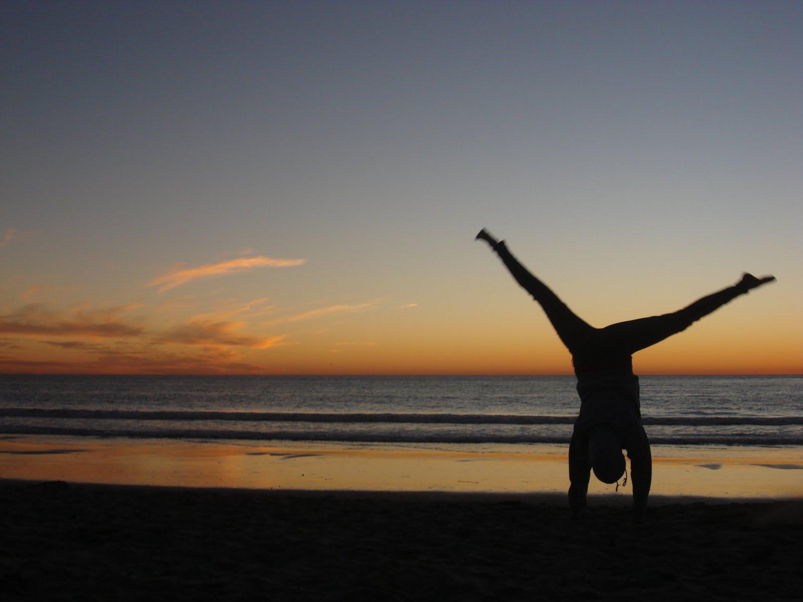 be the change: Sunset Fun