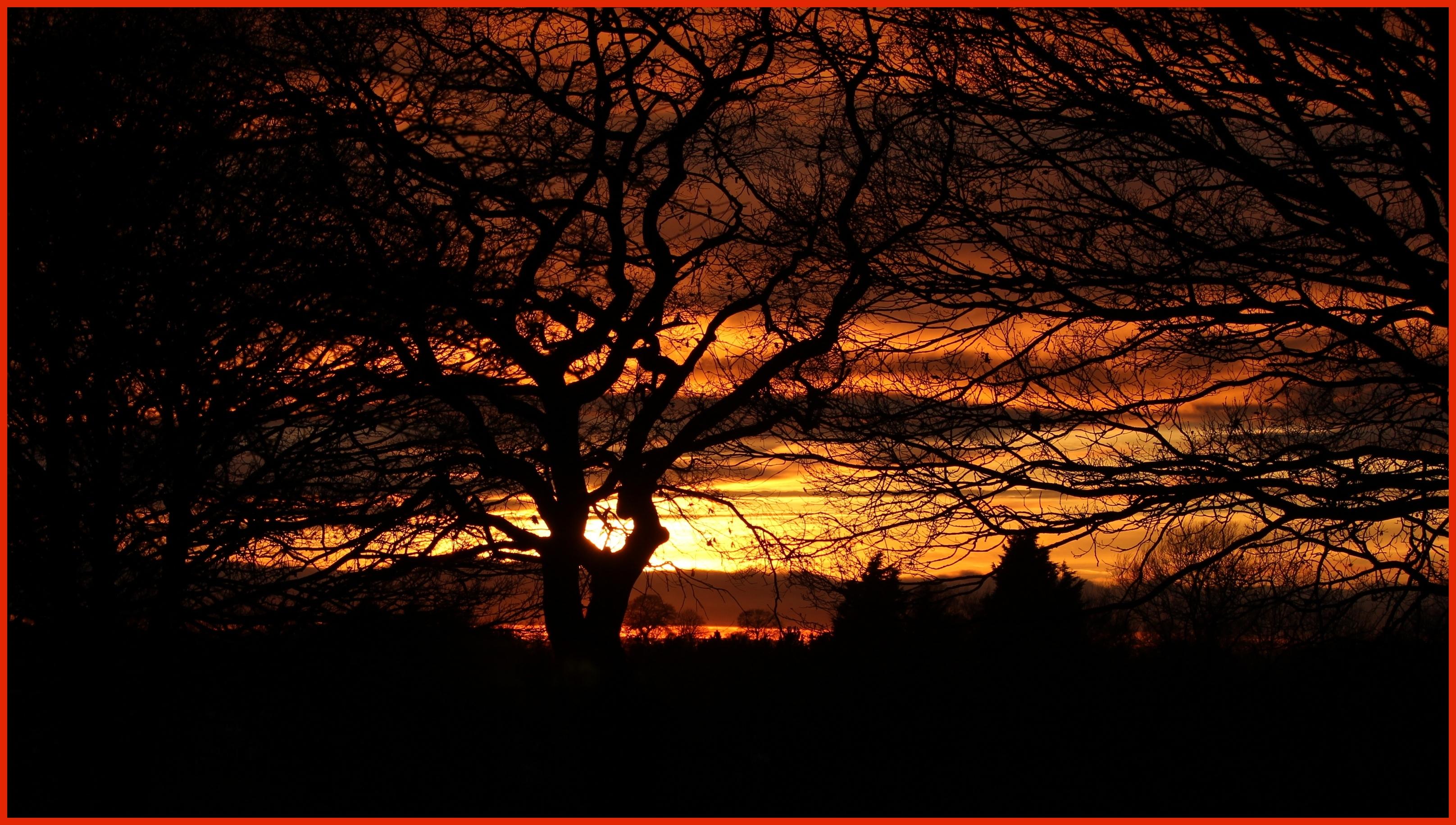 Sunset over wheelock. explored. photo