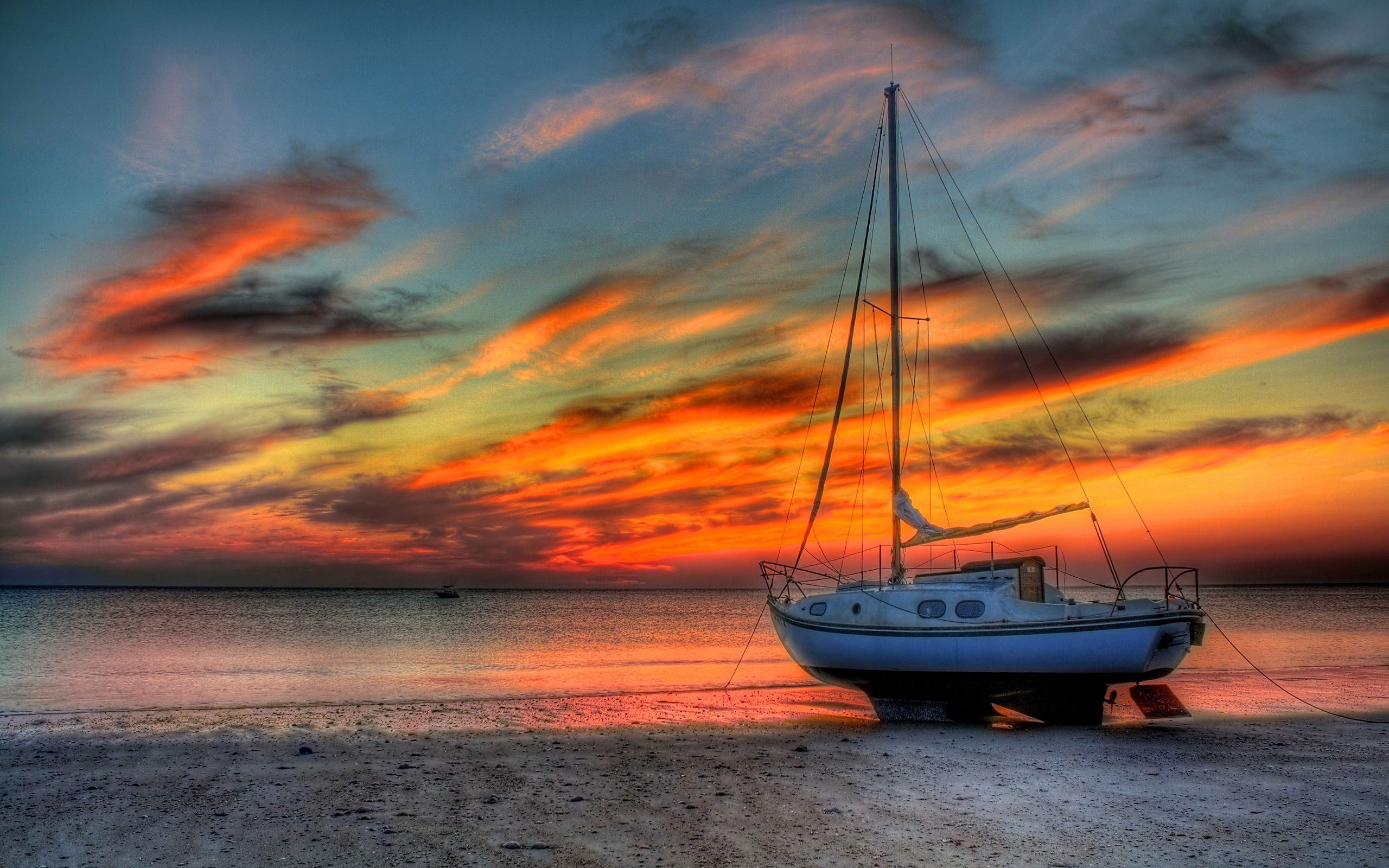 Sunsets: Nature Sand Beauty Summer Sailing Reflection Lovely Pretty ...