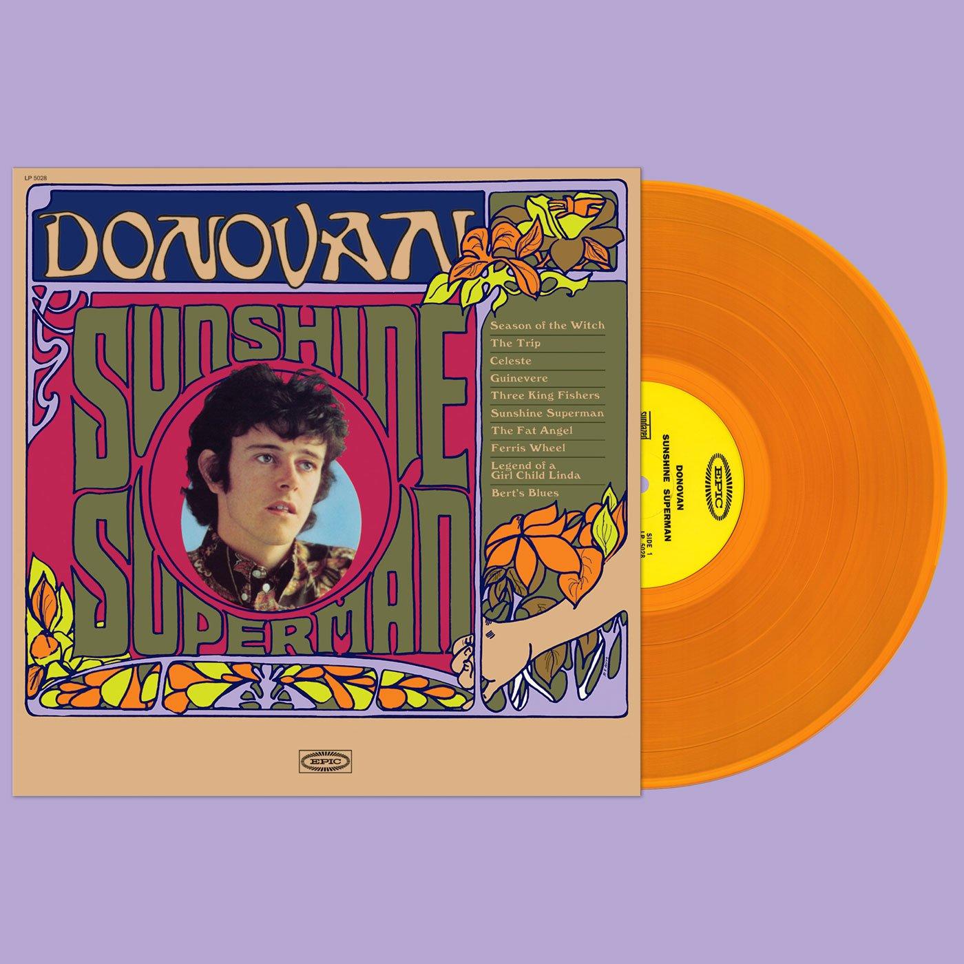 Donovan - Sunshine Superman (LP - Gold Vinyl)