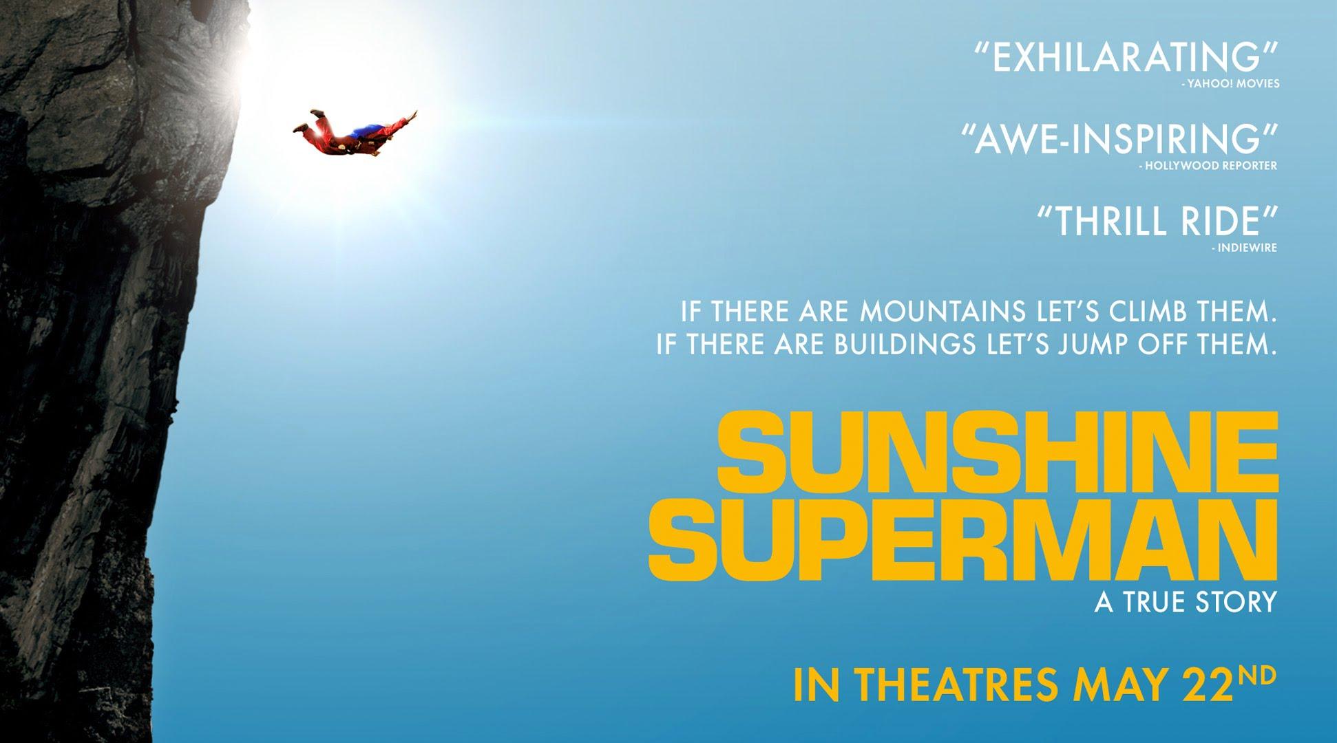 Sunshine Superman - Official Trailer - YouTube