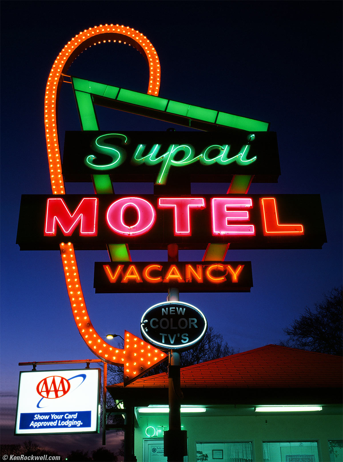 Supai Motel - hotelroomsearch.net